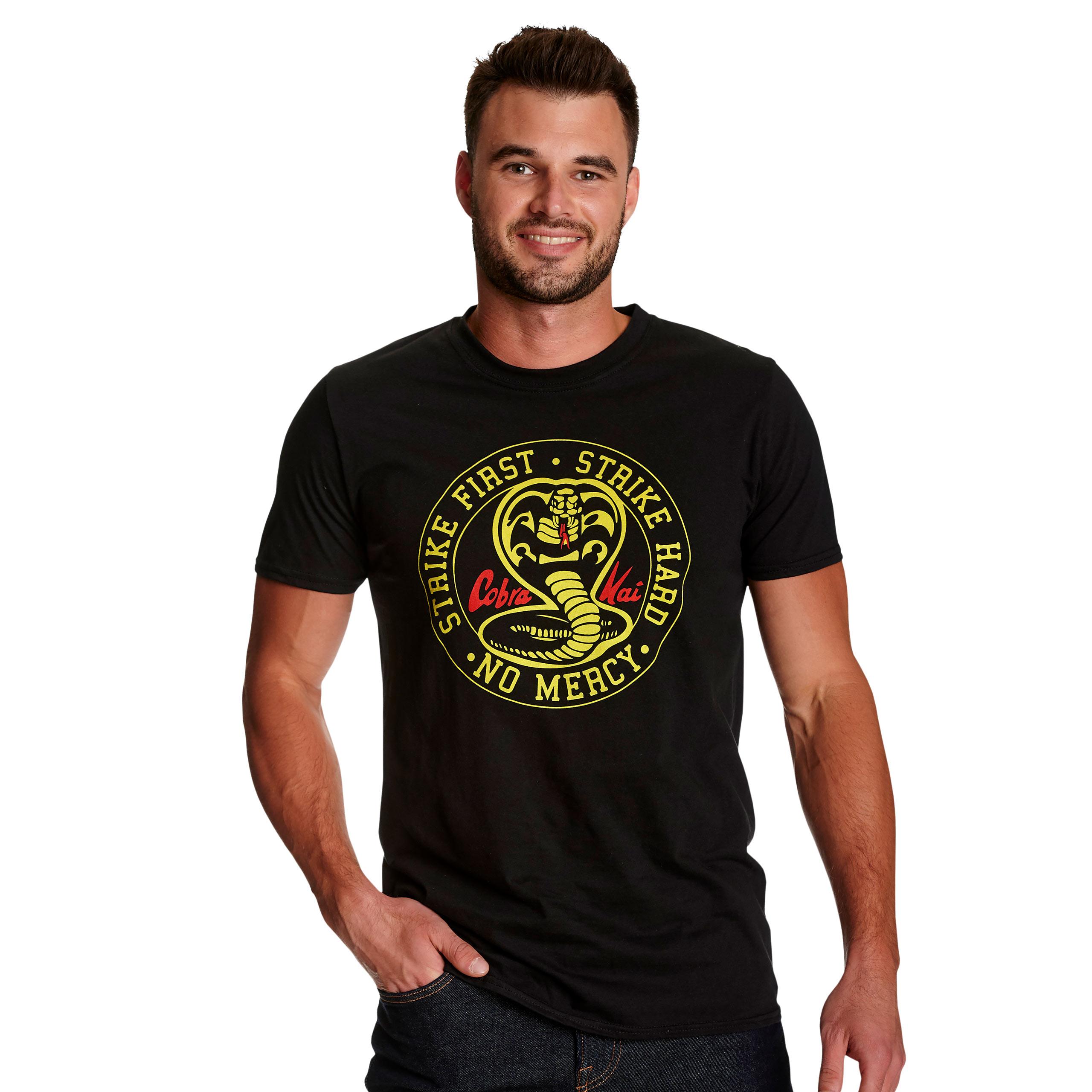 Cobra Kai - No Mercy T-Shirt