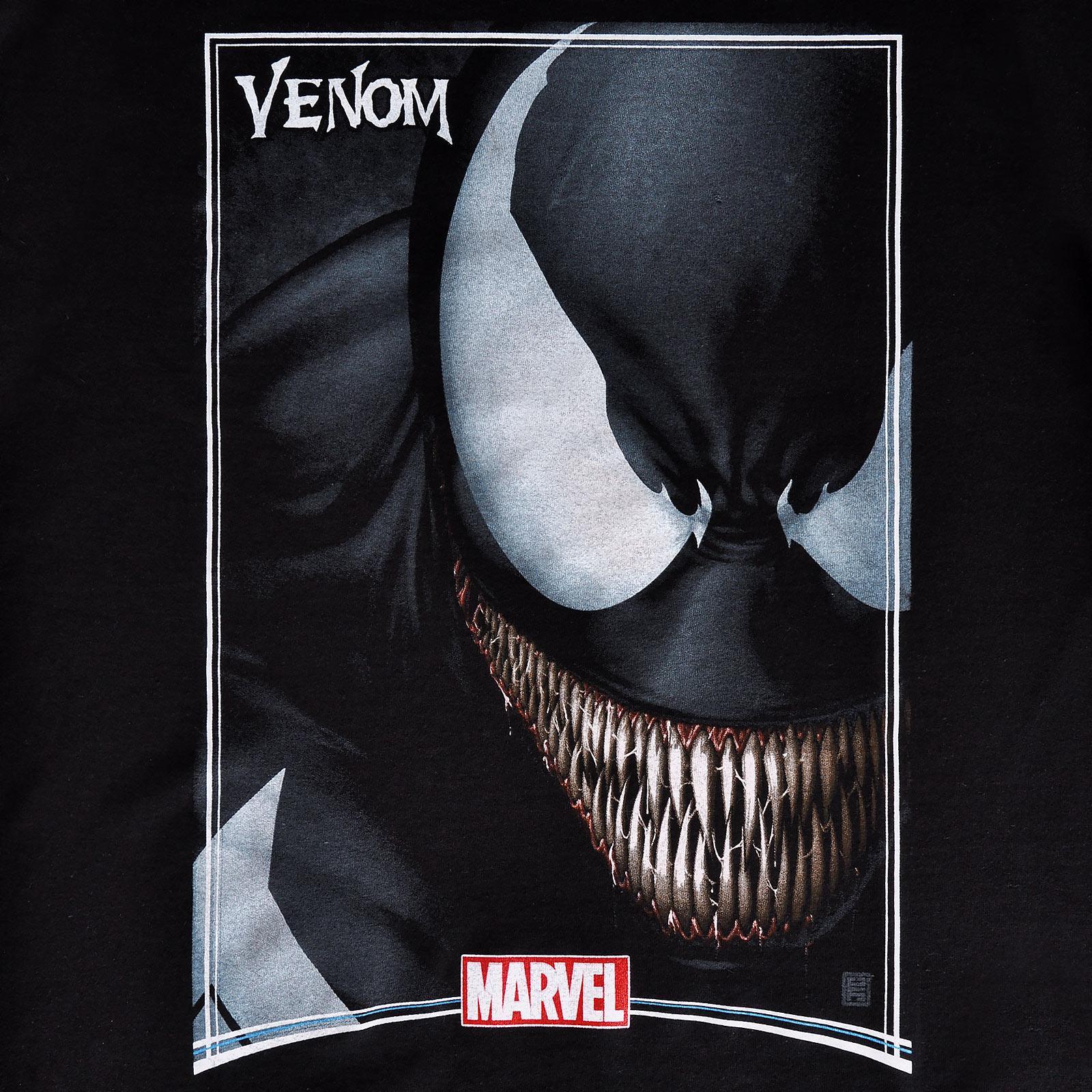Venom - Legacy T-Shirt schwarz