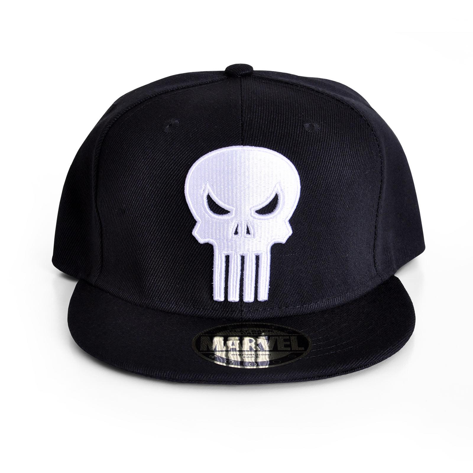 Punisher - Logo Snapback Cap