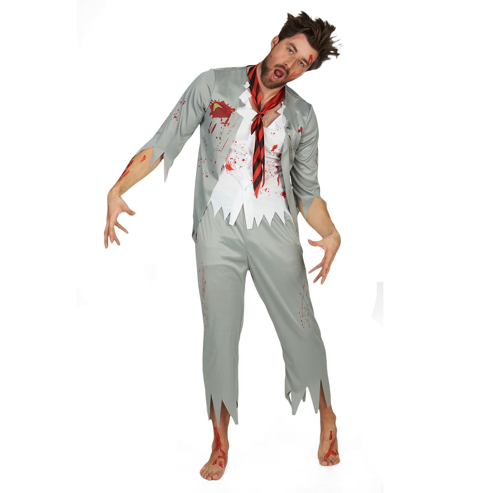 Zombie School Boy - Kostüm Herren