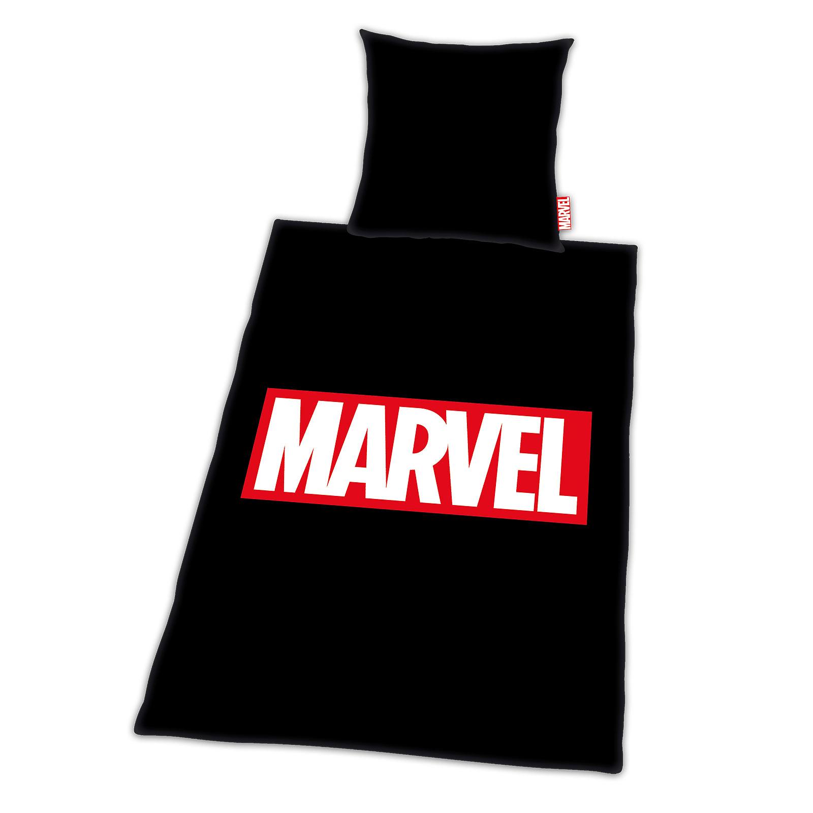 Marvel - Logo Bettwäsche