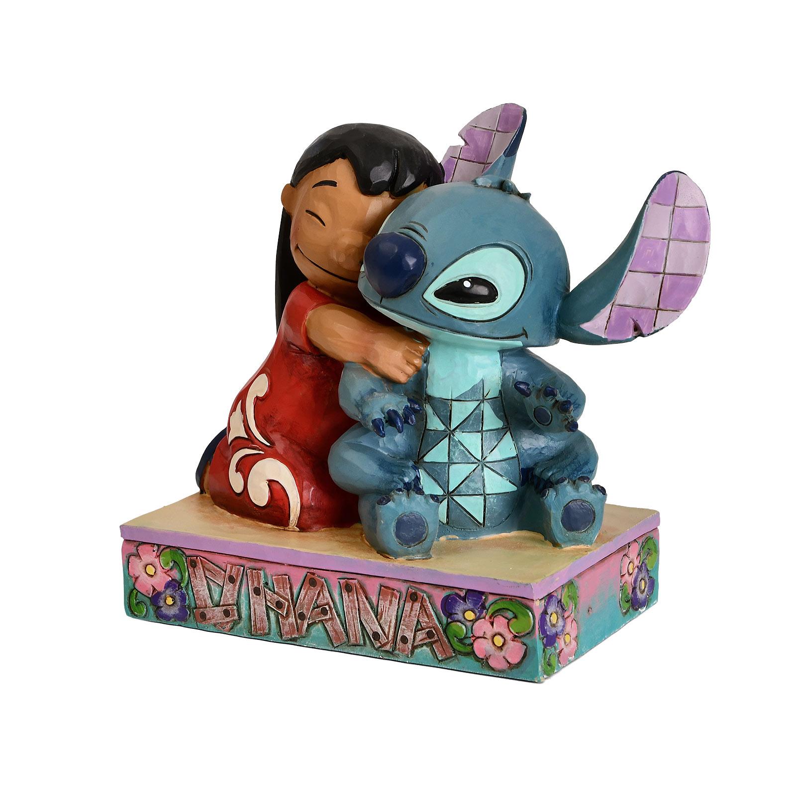 Lilo & Stitch - Ohana Means Family Figur