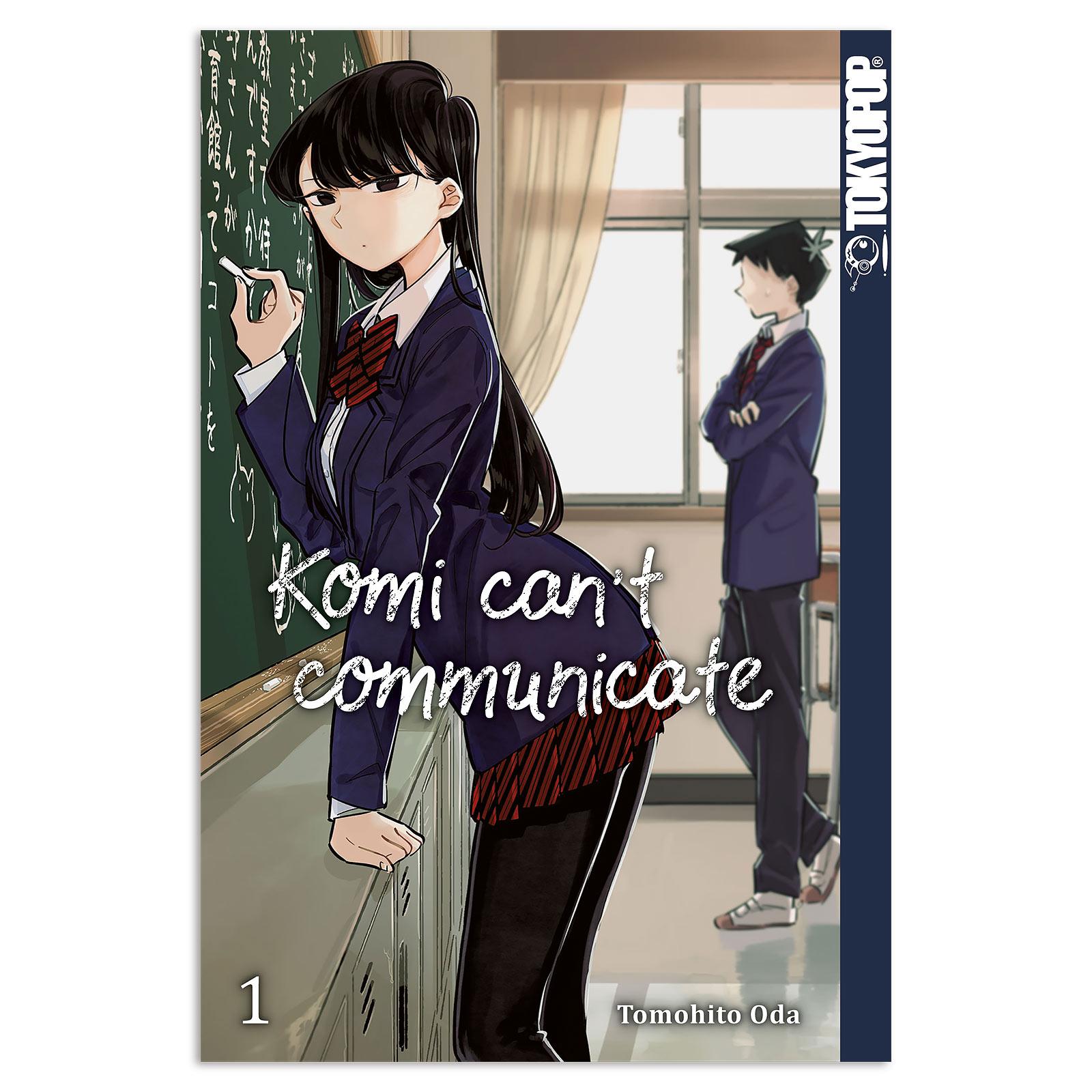 Komi can't communicate - Band 1 Taschenbuch