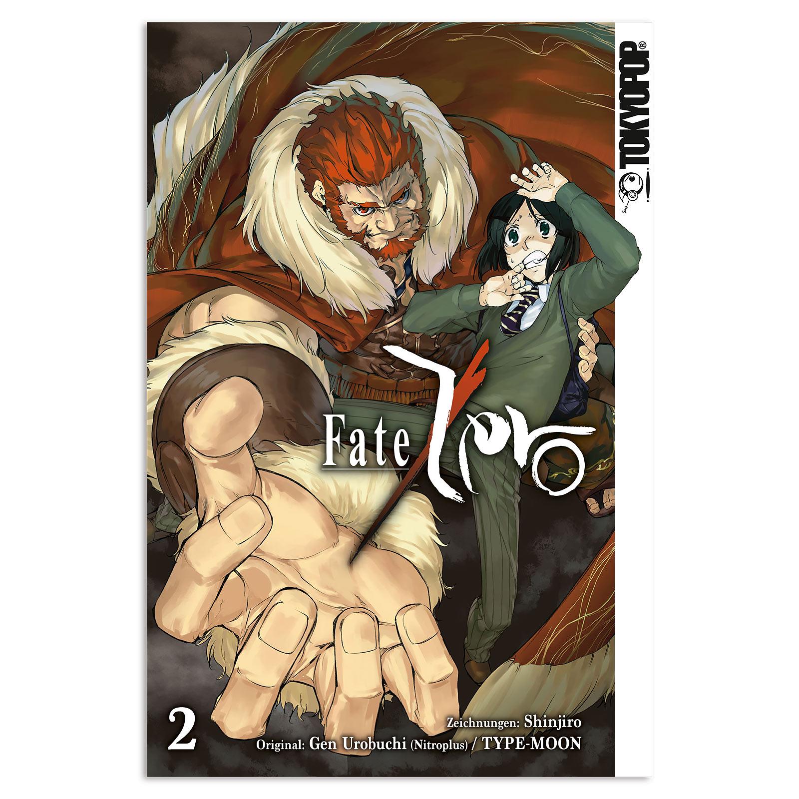 Fate/Zero - Band 2 Taschenbuch
