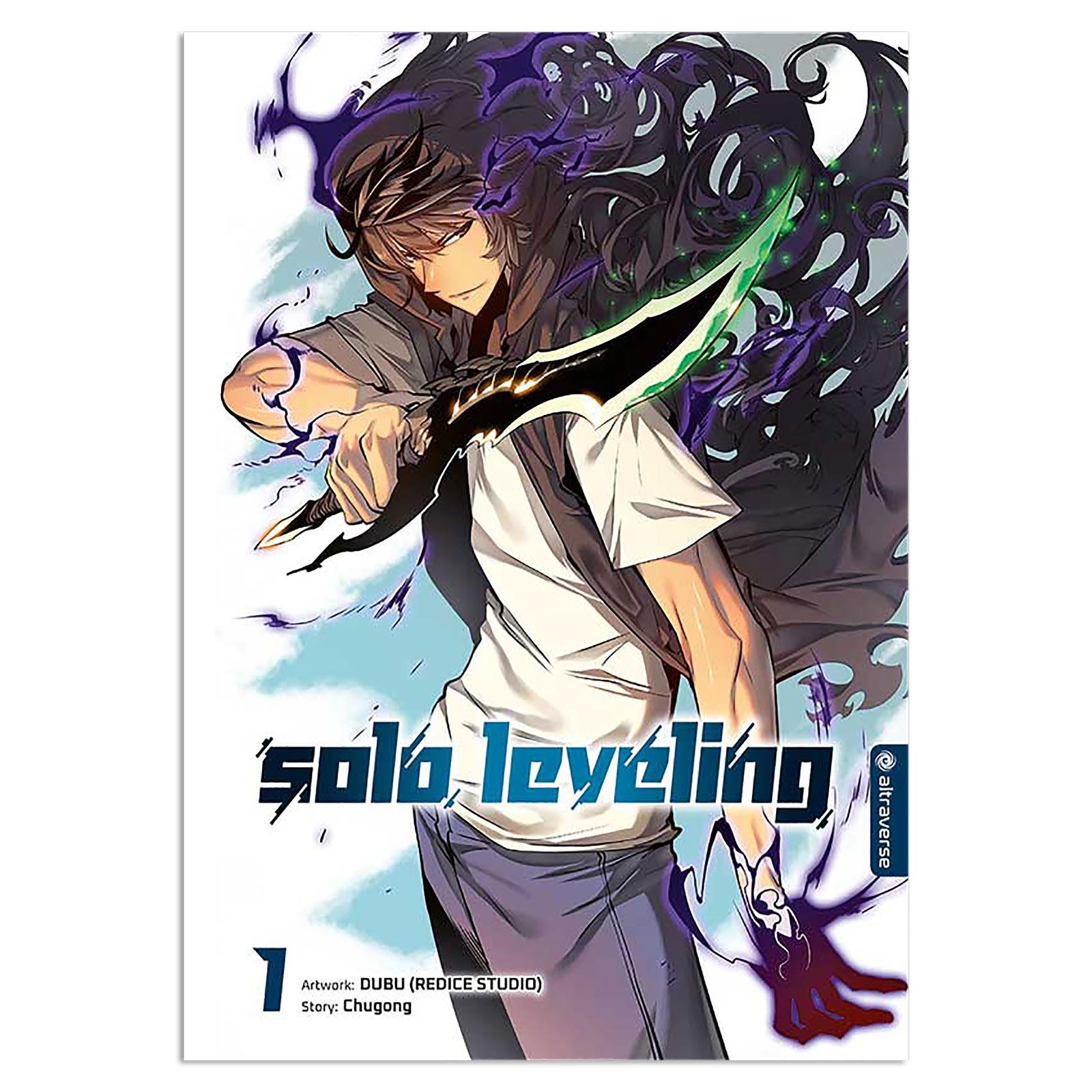 Solo Leveling - Band 1 Taschenbuch