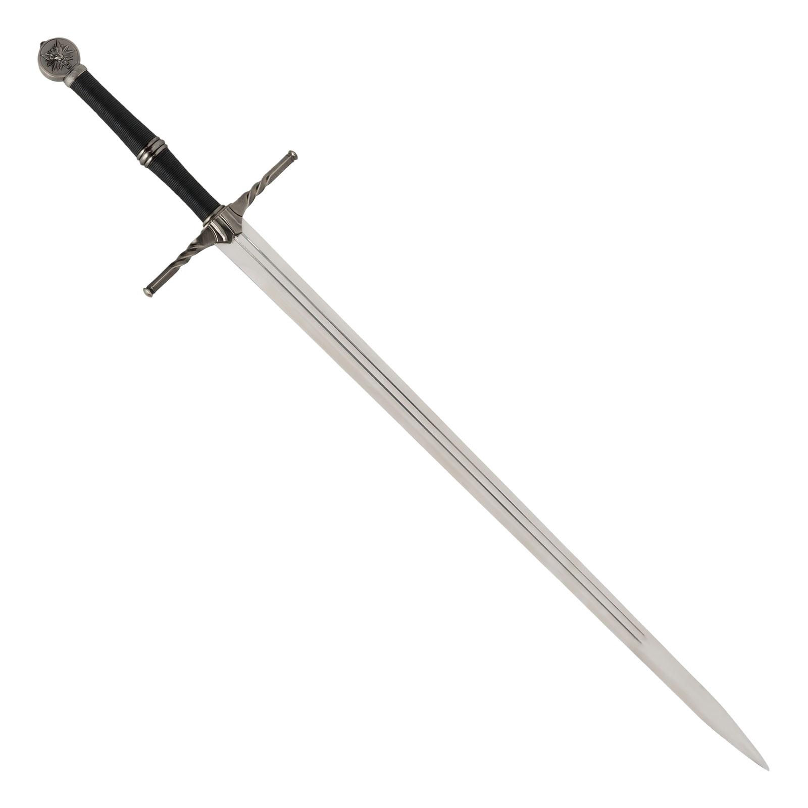 Geralt von Riva Zweihandschwert Replik mit Scheide für Witcher Fans