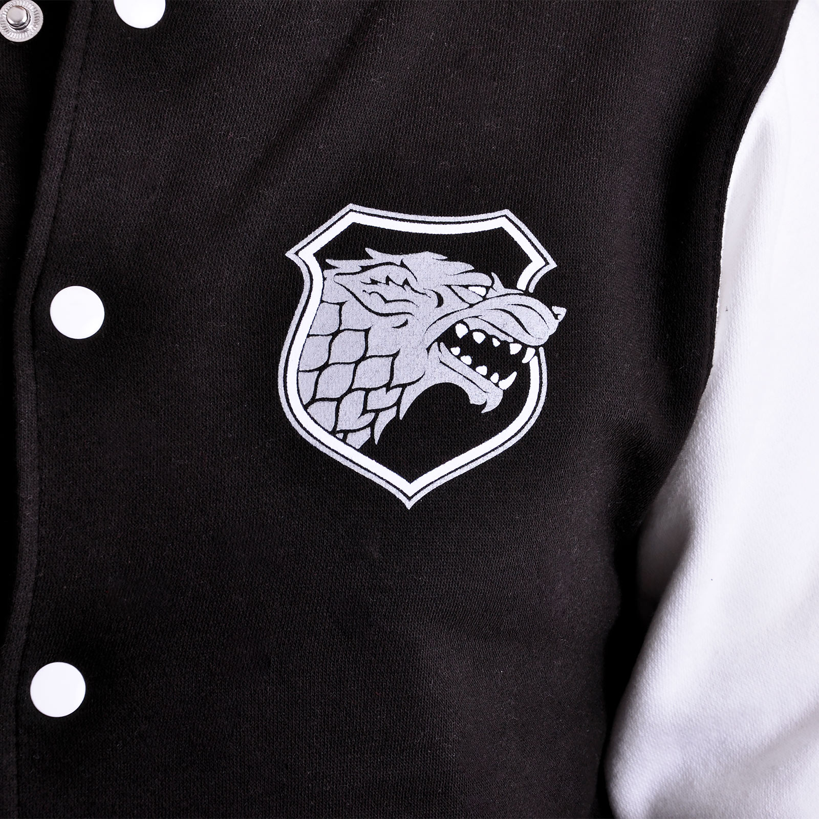 Game of Thrones - Stark College Jacke