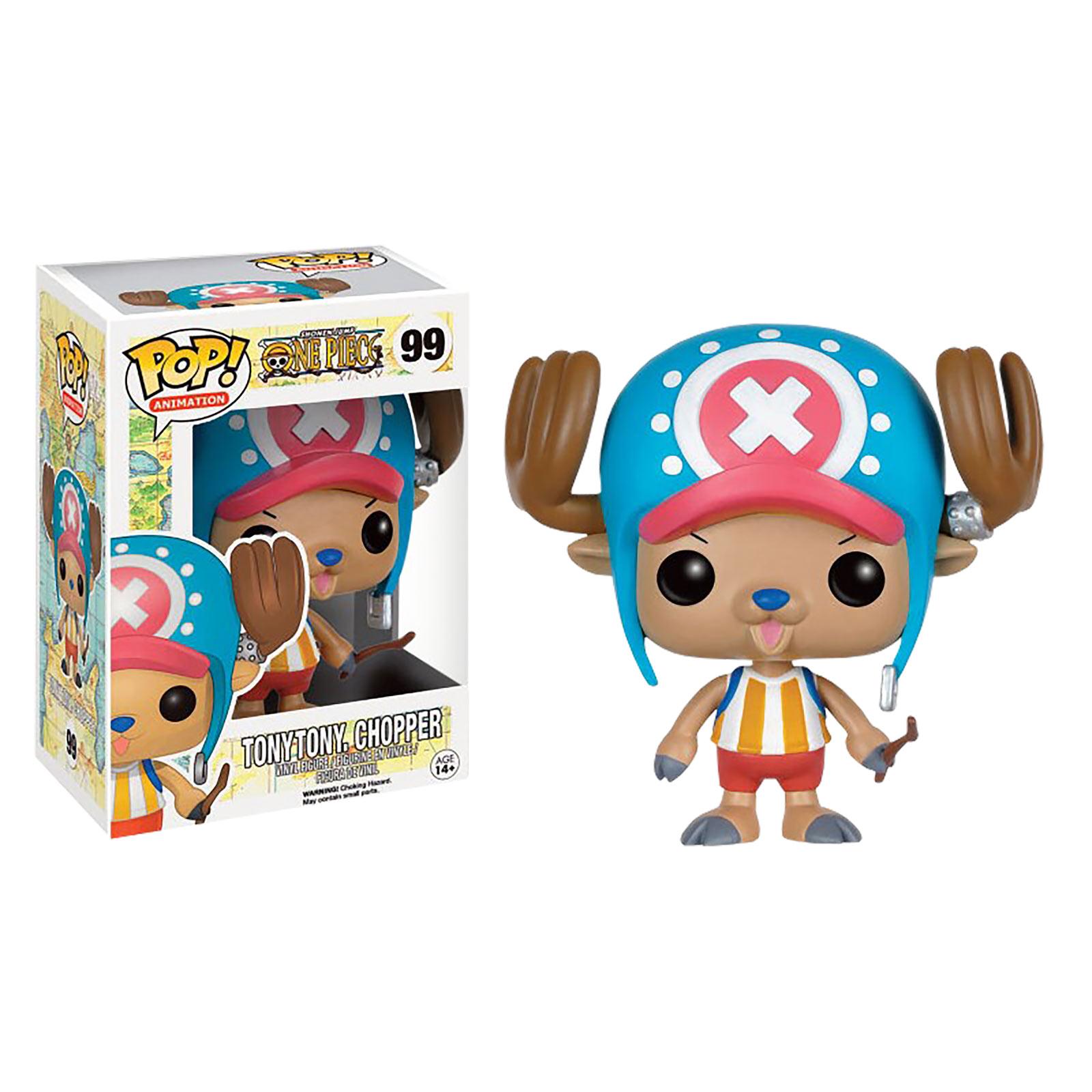 One Piece - Tony Chopper Mini-Figur