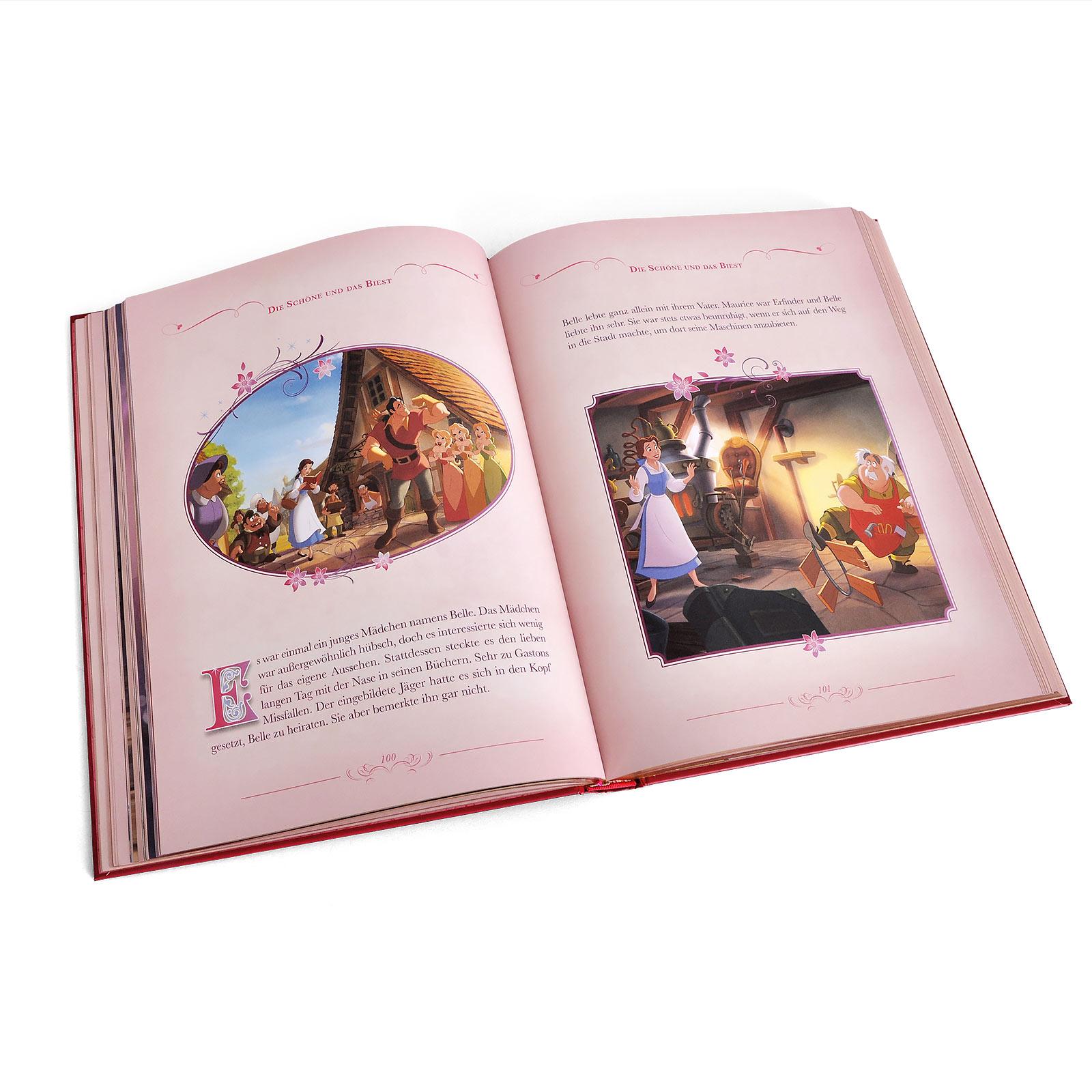 Disney - Das große goldene Buch der Prinzessinnen