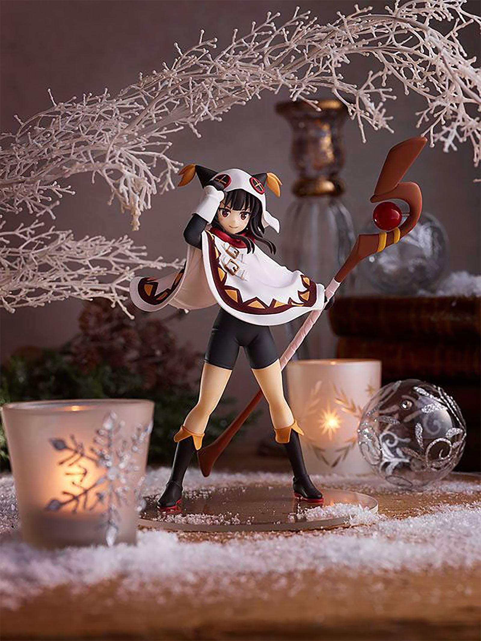 KonoSuba - Megumin Winter Ver. Legend of Crimson Figur