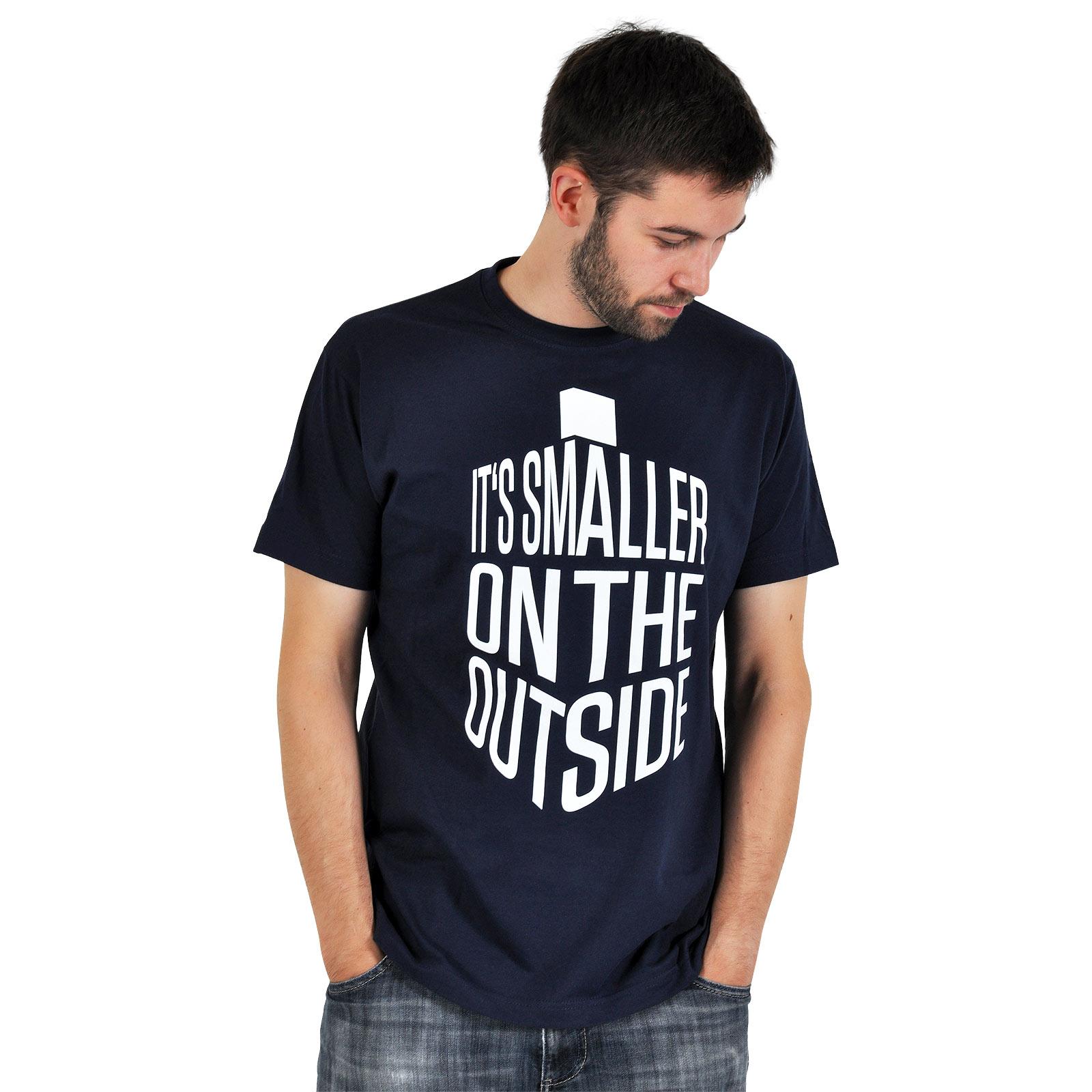 Smaller Outside T-Shirt