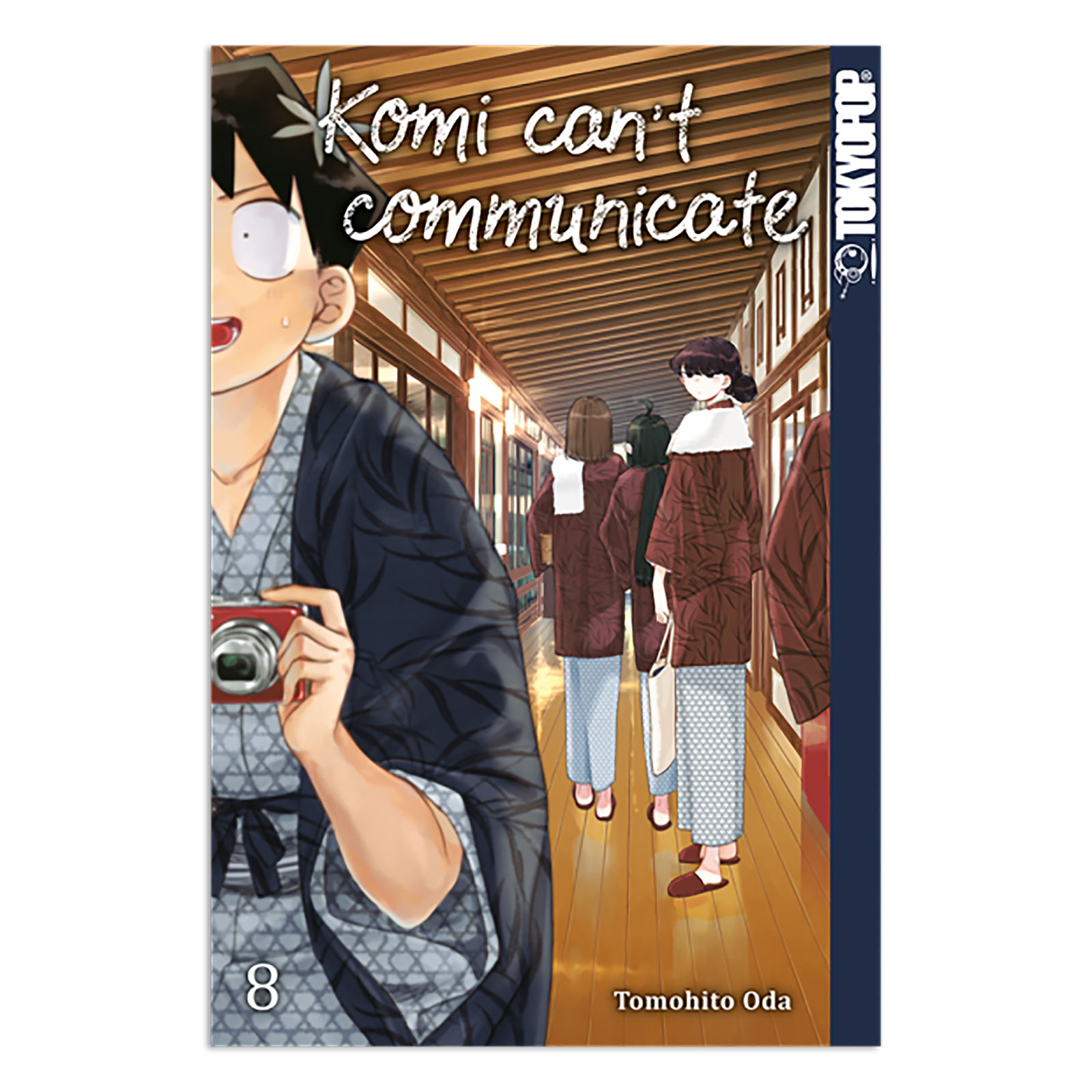 Komi can't communicate - Manga Band 8