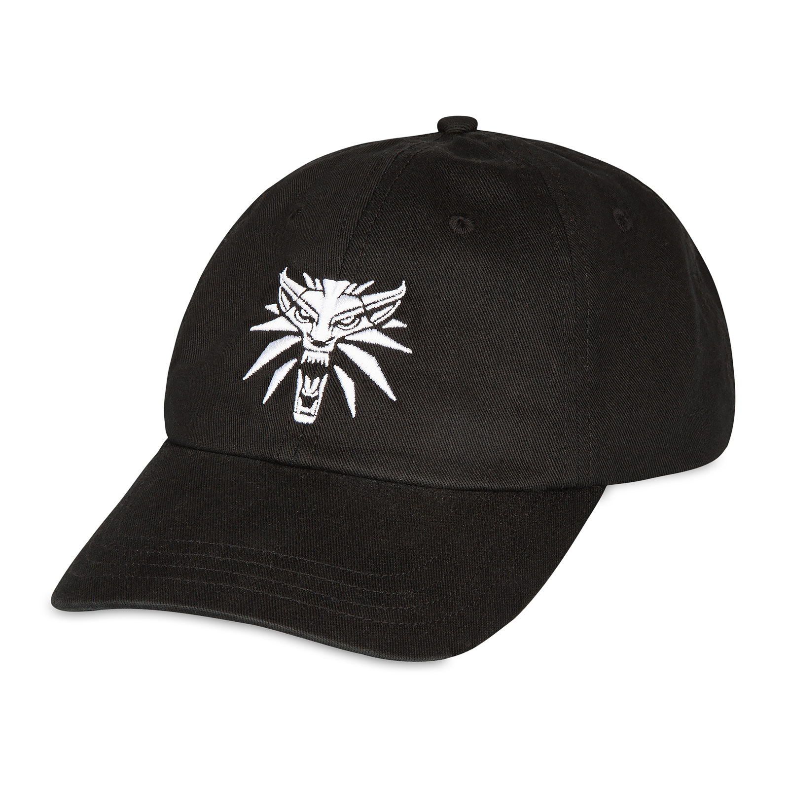 Witcher - Wolf Medaillon Basecap