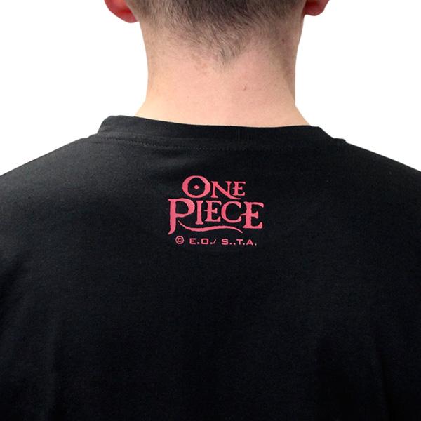One Piece - All Stars T-Shirt schwarz
