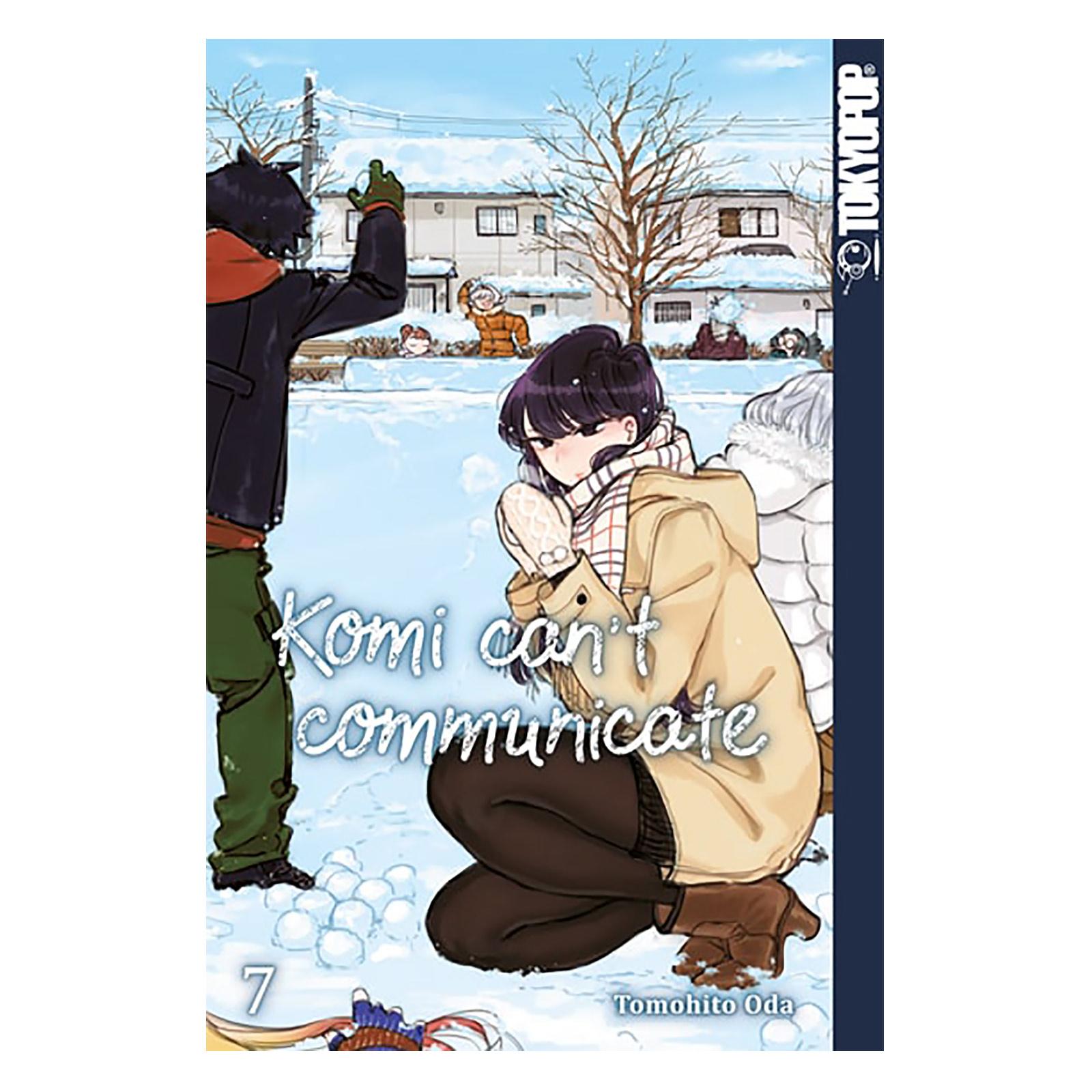 Komi can't communicate - Band 7 Taschenbuch