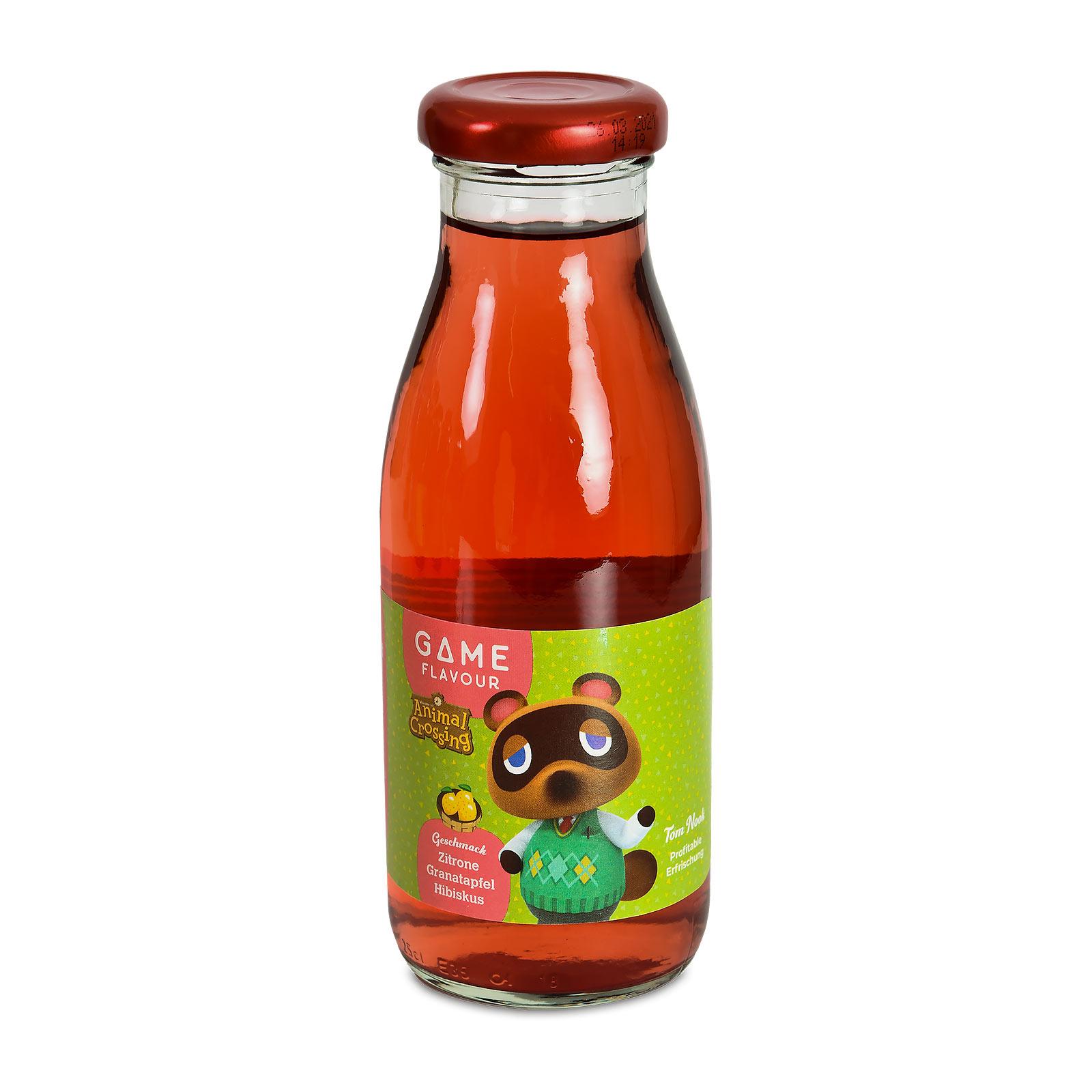 Animal Crossing - Tom Nook Fruchtdrink