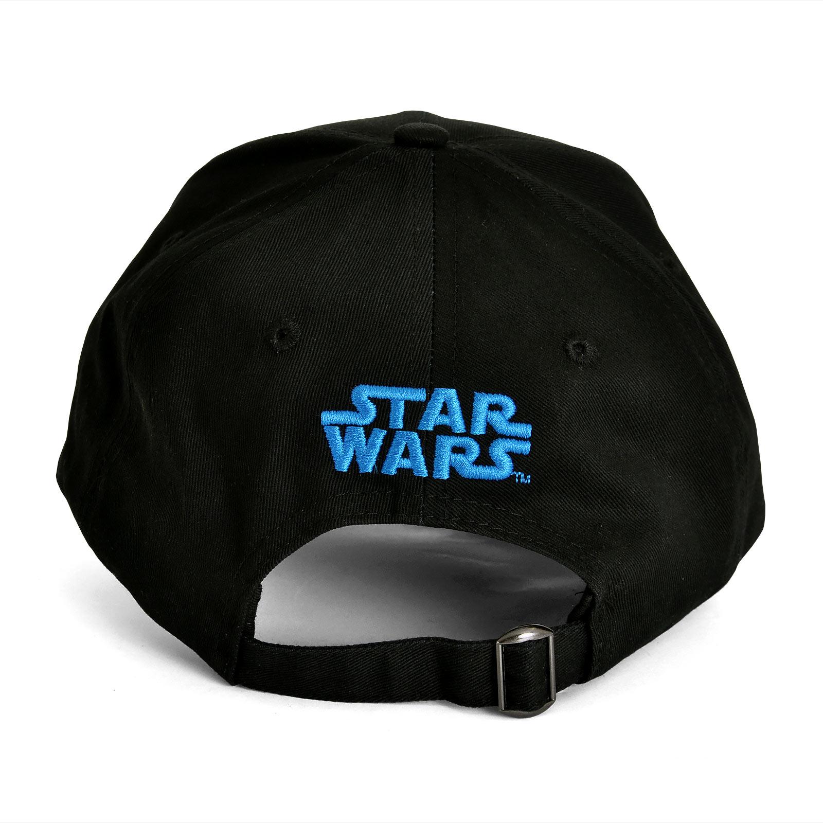 Star Wars - Light Side Basecap mit Leuchteffekt