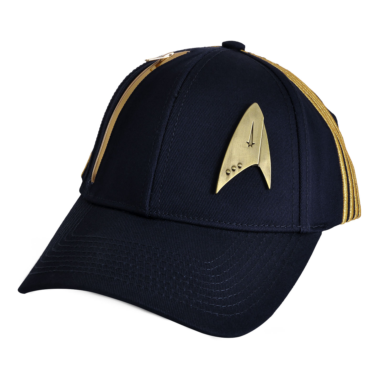 Star Trek - Discovery Logo Basecap blau
