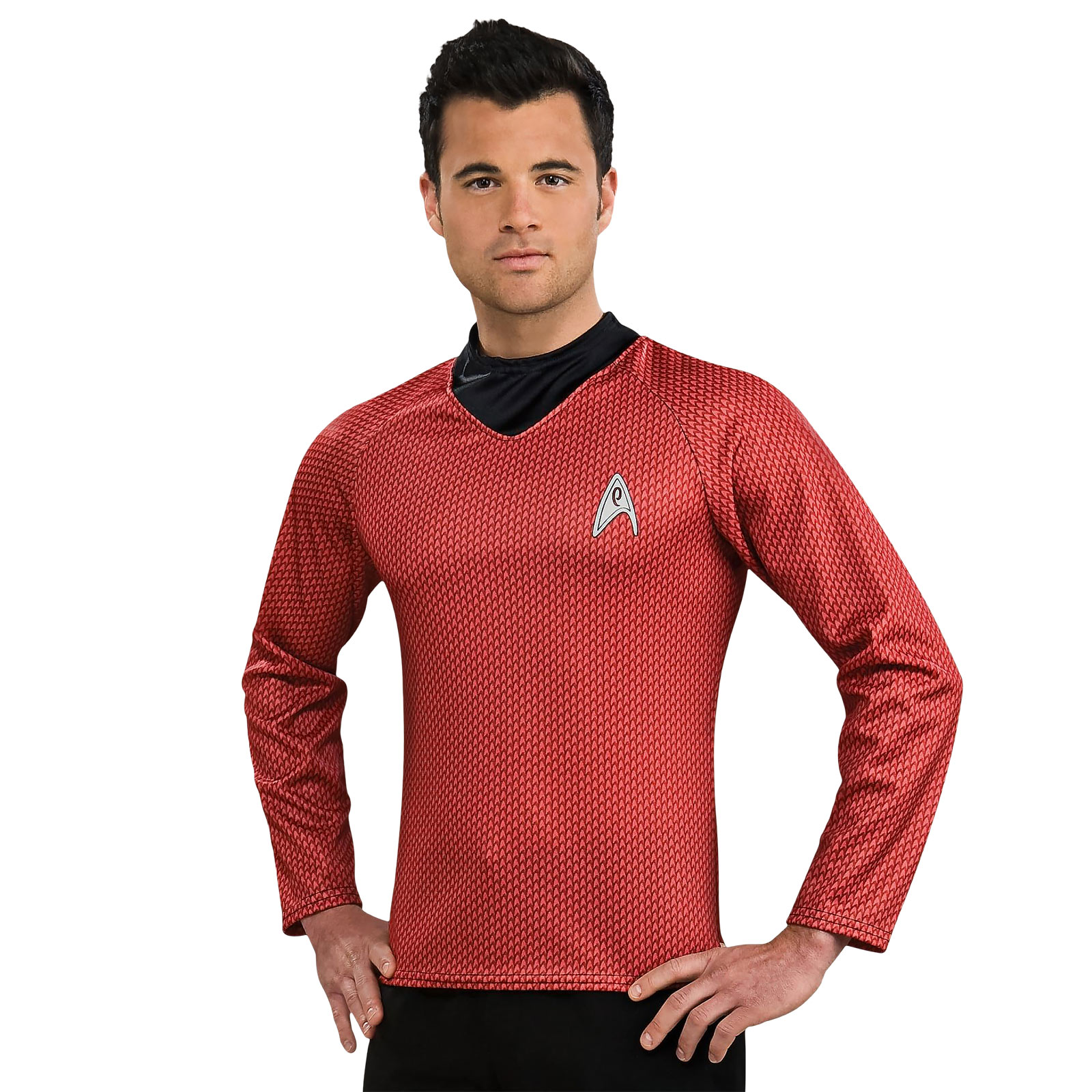 Star Trek - Scotty Movie Kostüm Shirt rot