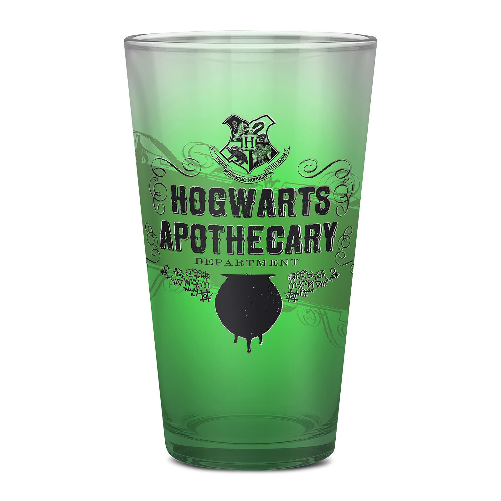 Harry Potter - Vielsafttrank Glas