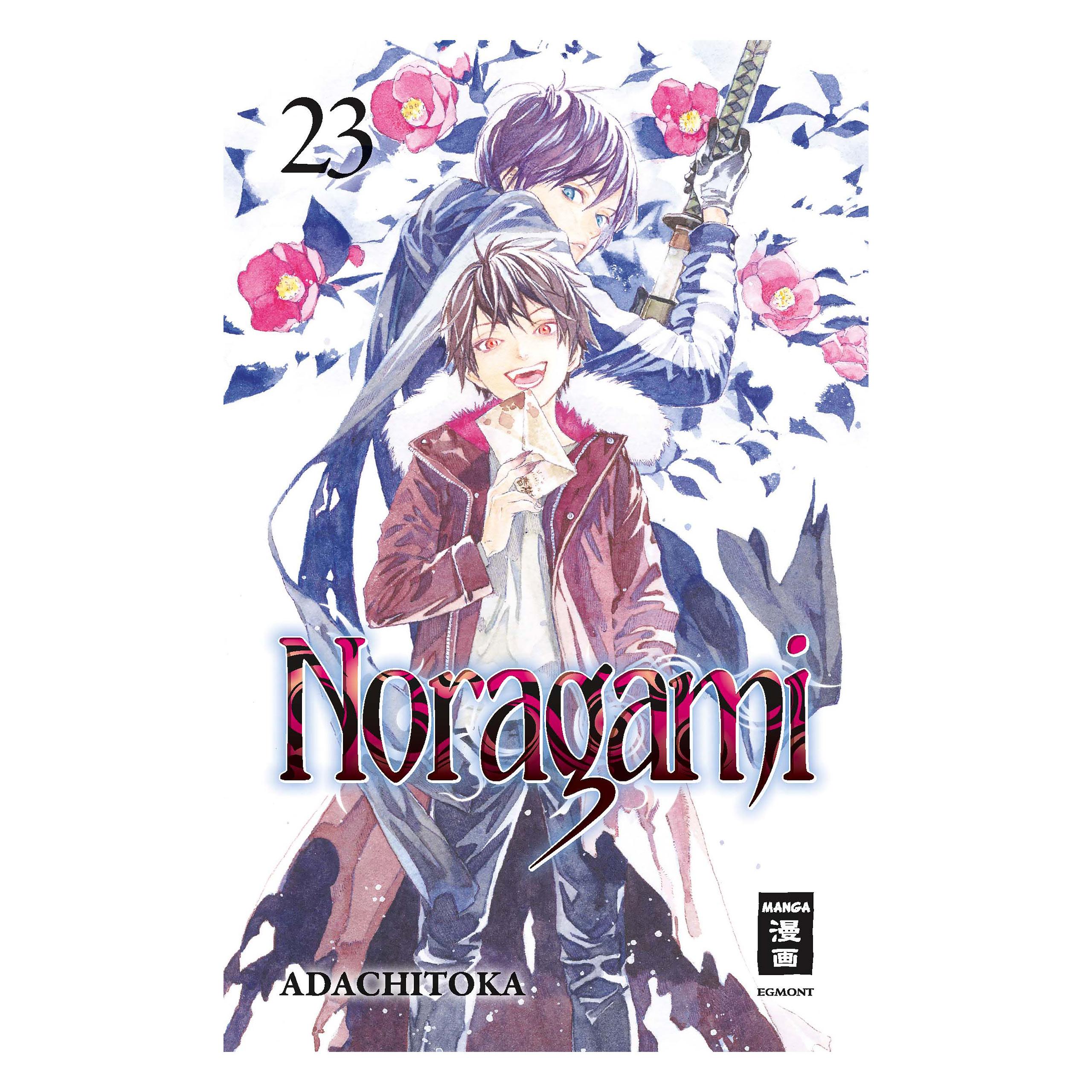 Noragami - Band 23 Taschenbuch