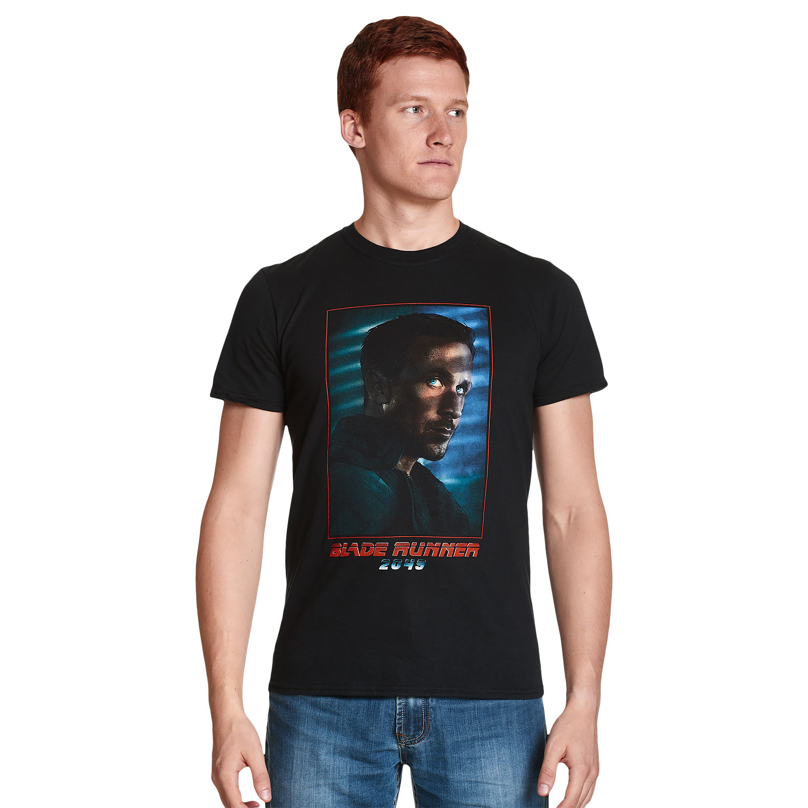 Blade Runner - Officer K T-Shirt schwarz