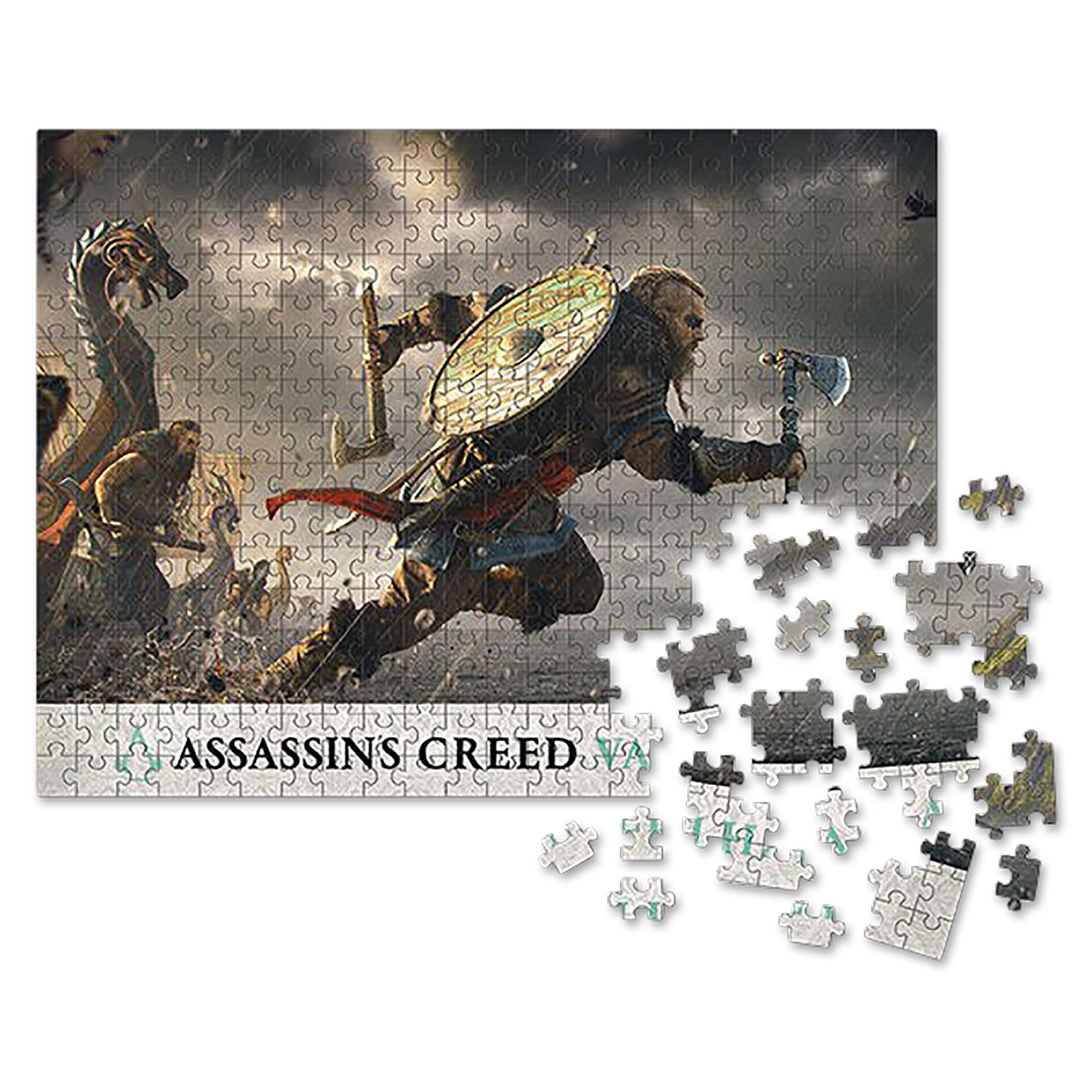 Assassin's Creed - Valhalla Fortress Assault Puzzle