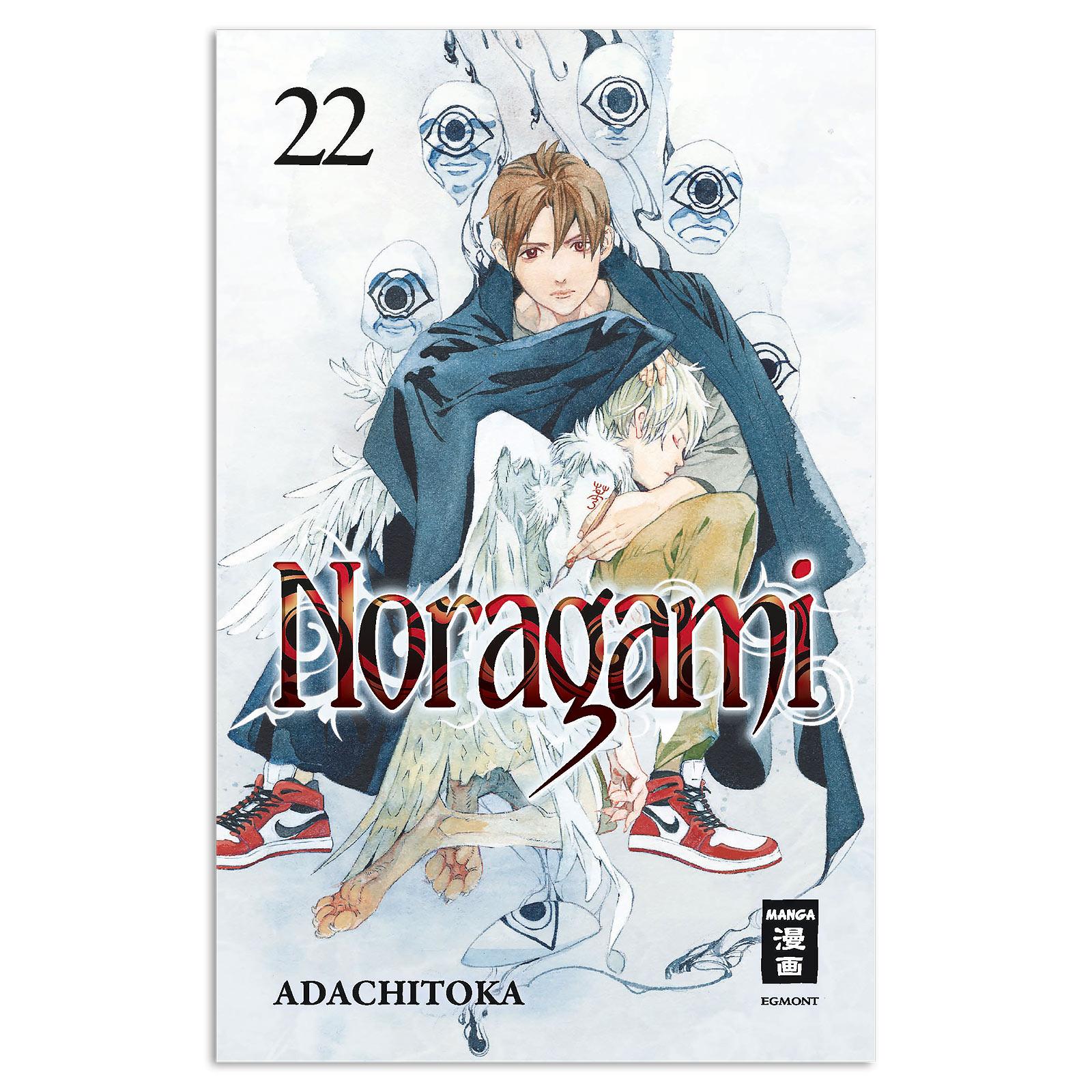 Noragami - Band 22 Taschenbuch