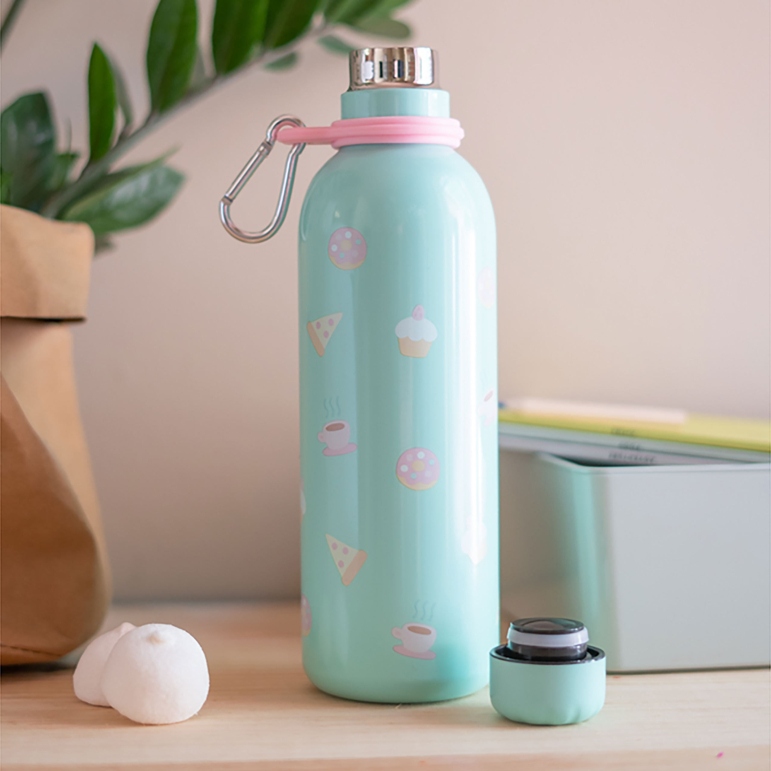 Pusheen - Stay Cool Trinkflasche