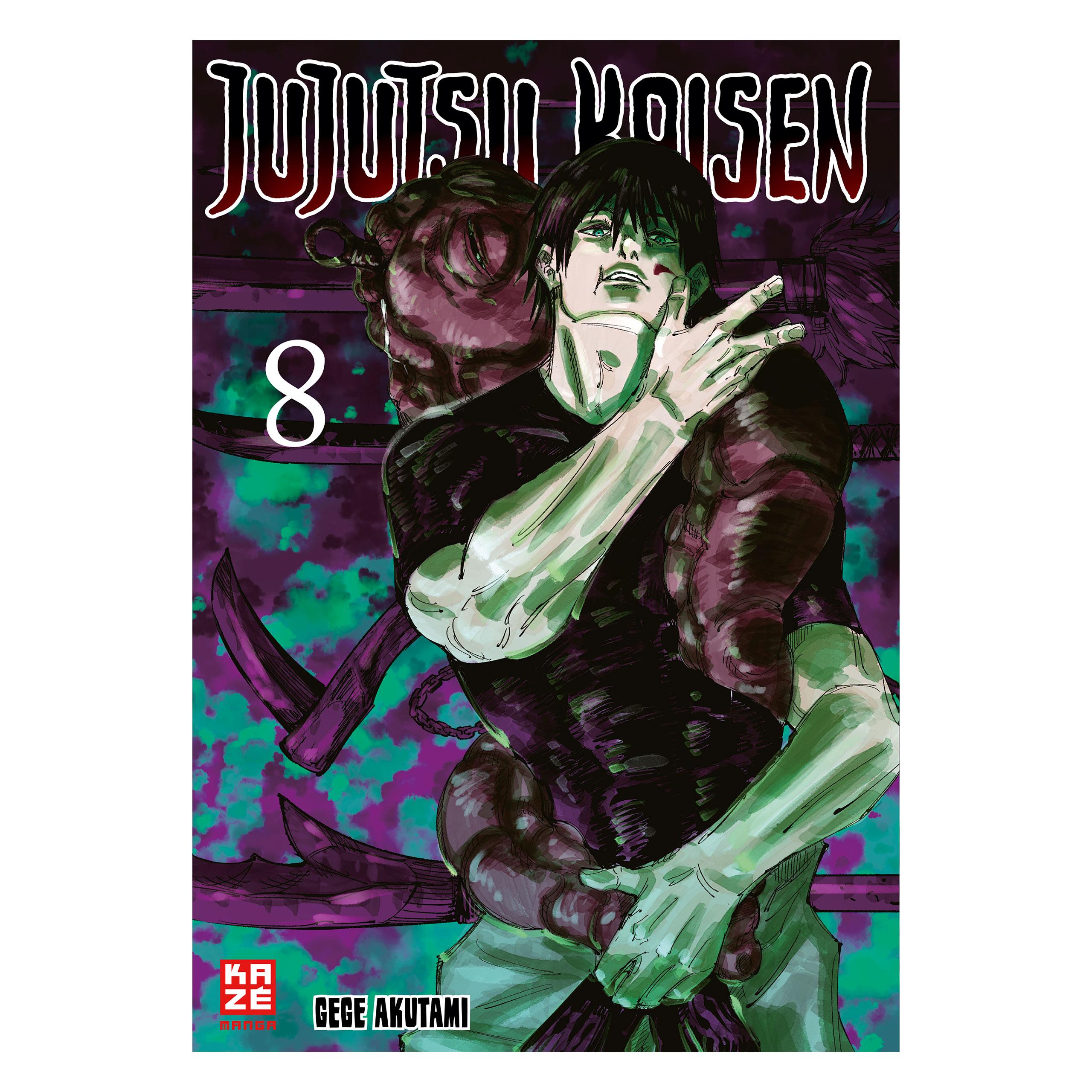 Jujutsu Kaisen - Band 8 Taschenbuch