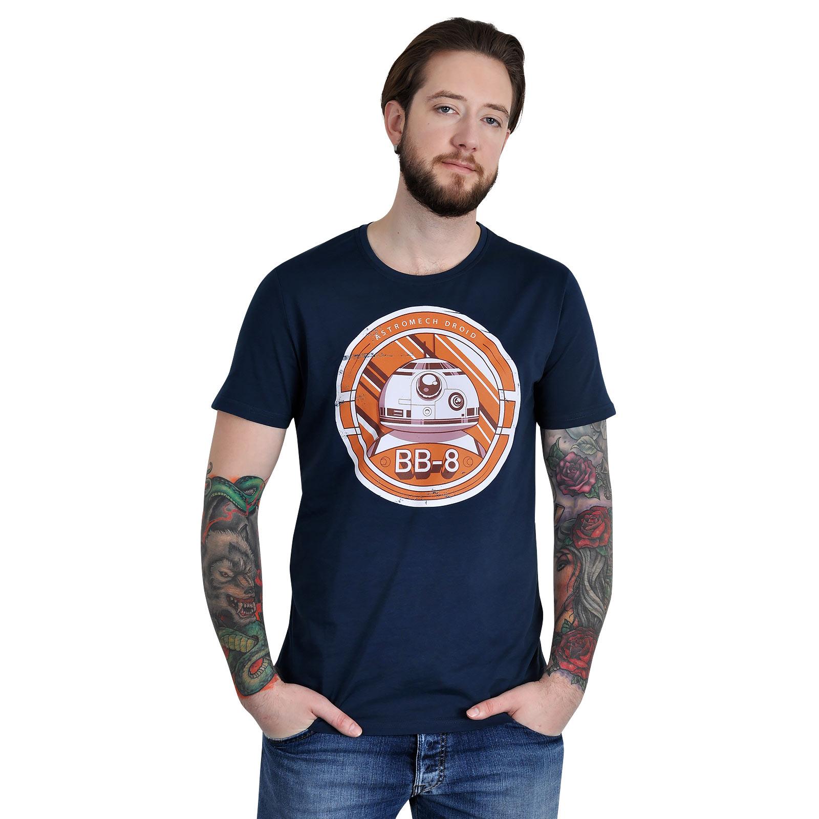 Star Wars - BB-8 Astromech T-Shirt