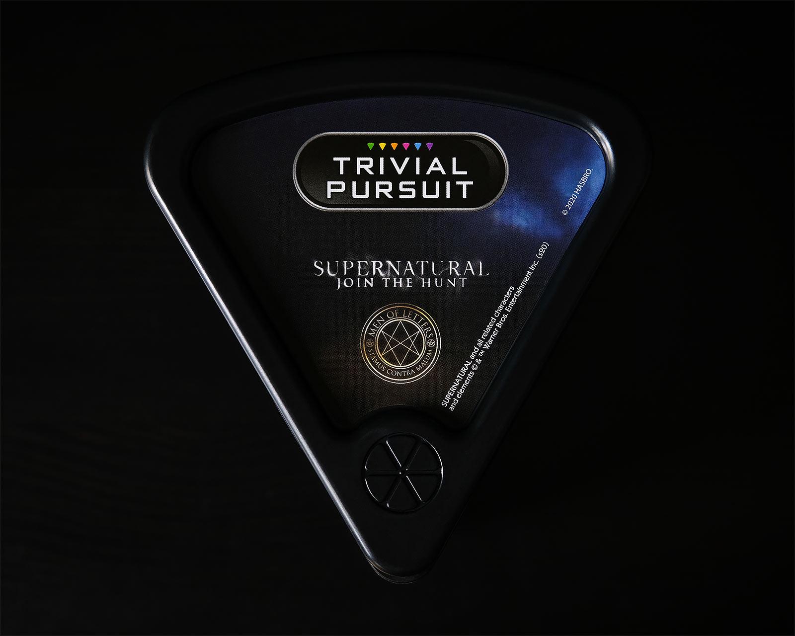 Supernatural - Trivial Pursuit Quiz