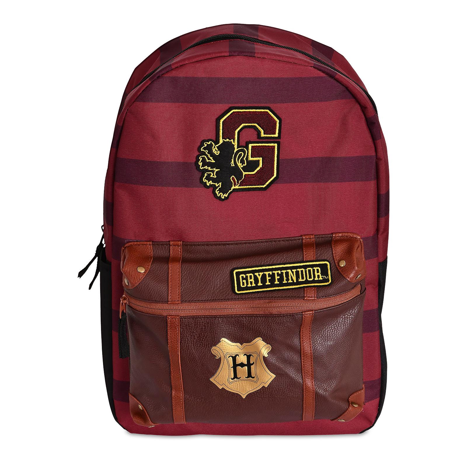 Harry Potter - Gryffindor School Rucksack
