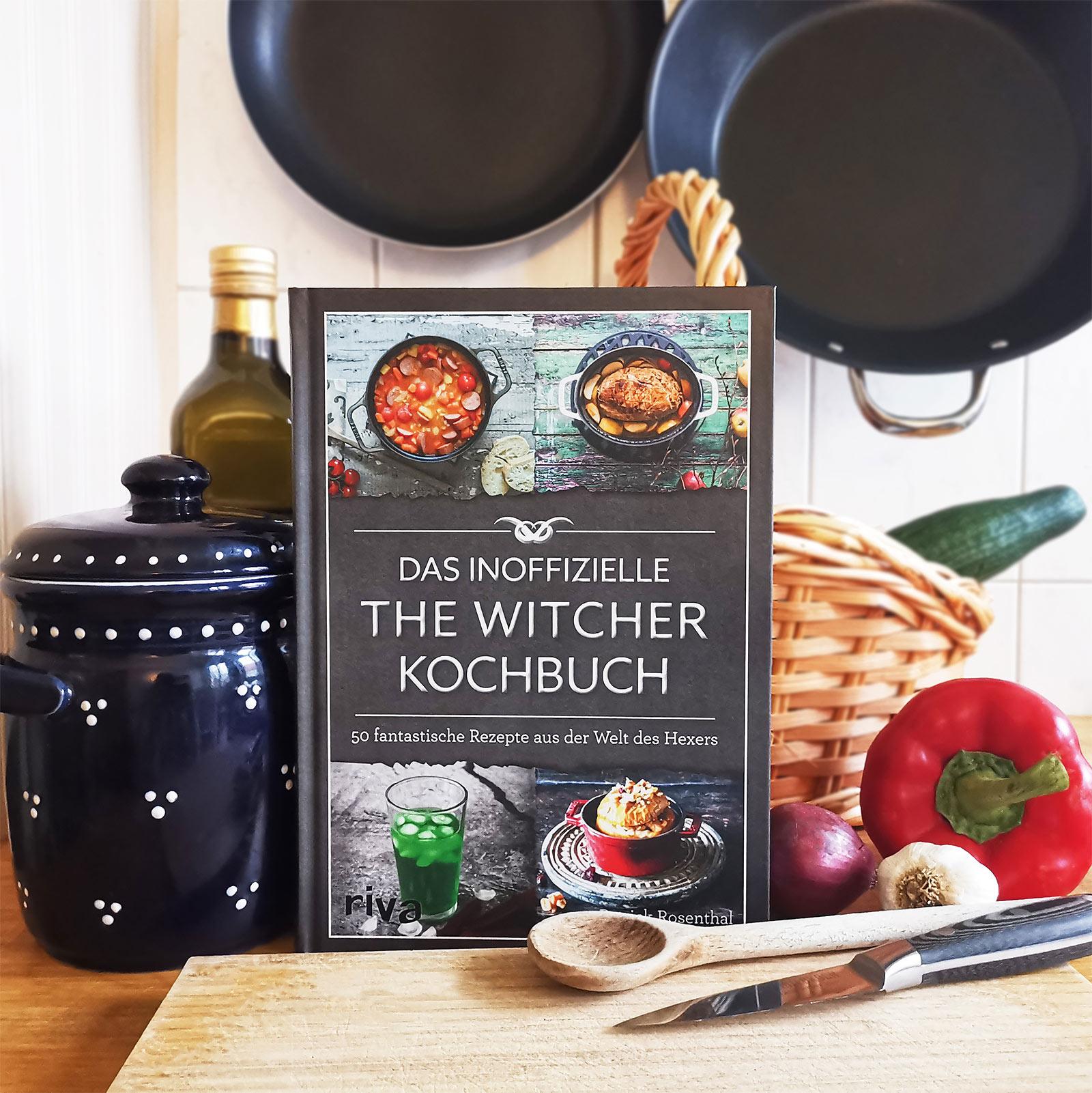 Das inoffizielle The Witcher Kochbuch