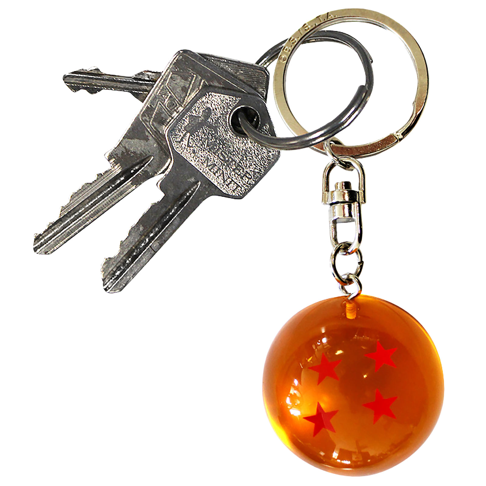 Dragon Ball - 3D Schlüsselanhänger