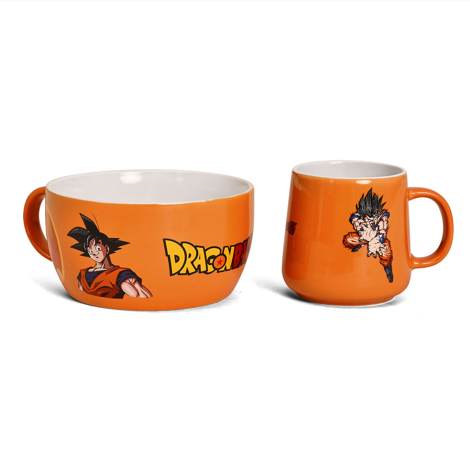 Dragon Ball Z - Goku Frühstücksset