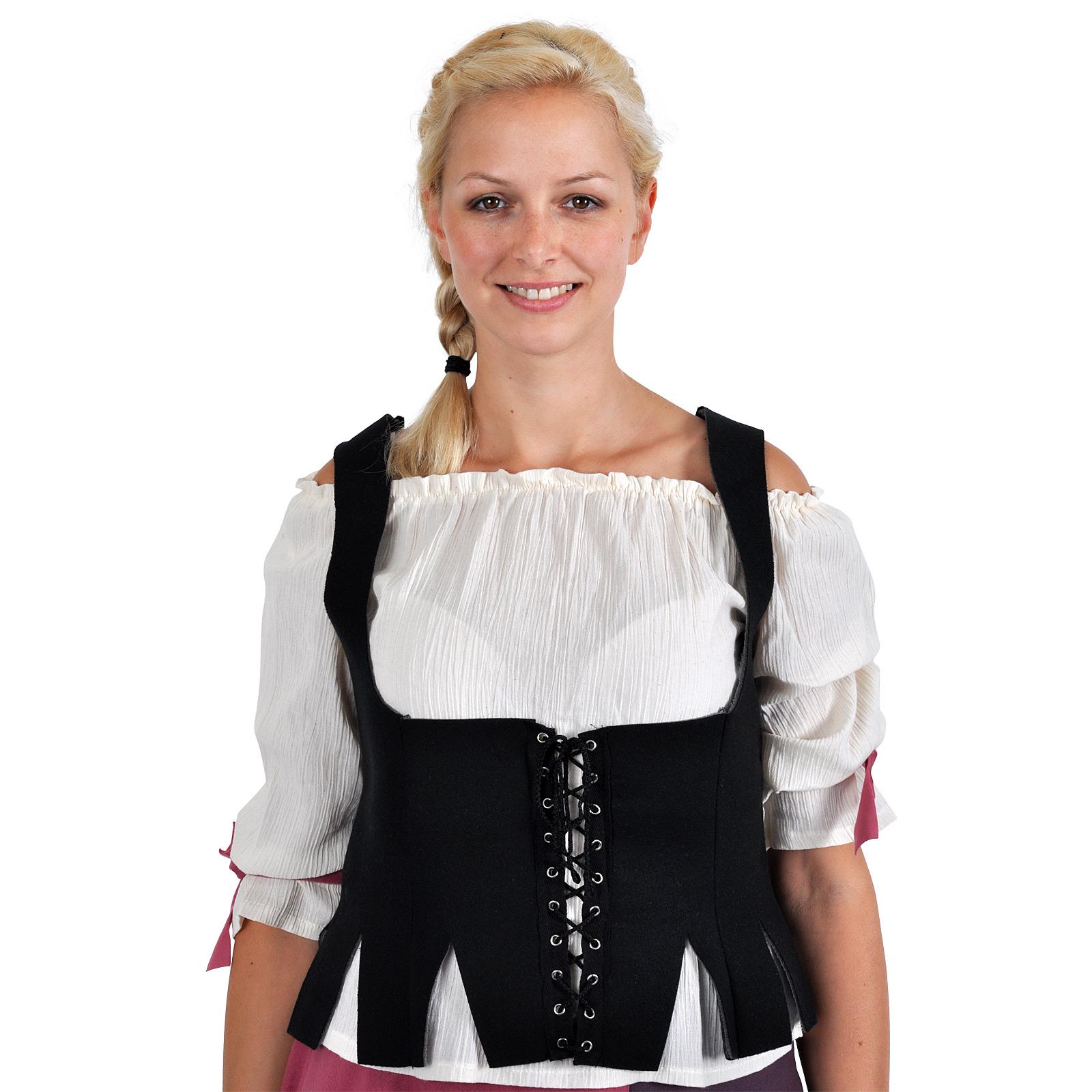 Mittelalterliche Wirtin - Mittelalterkostüm