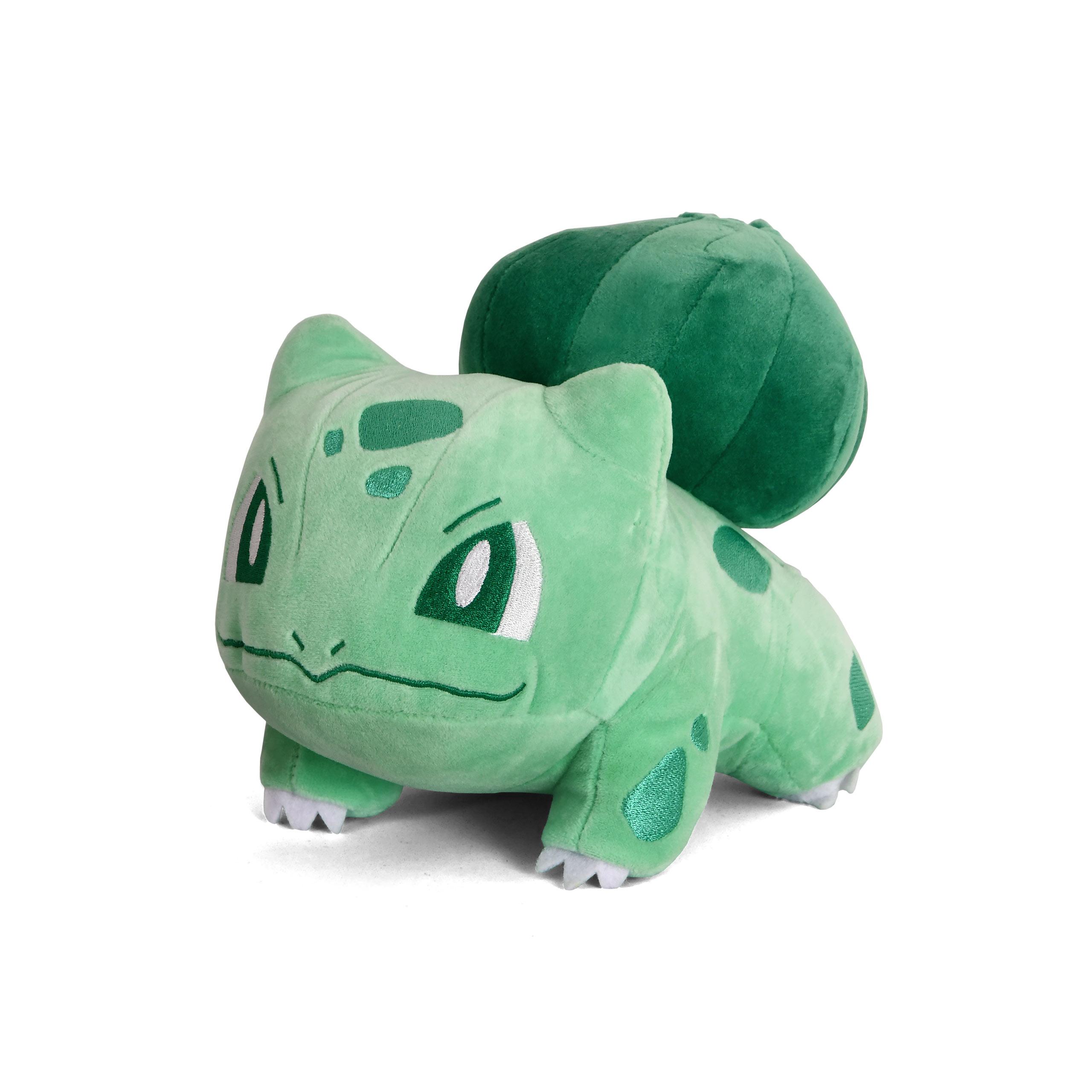 Pokemon - Bisasam Monochrom Plüsch Figur 16 cm
