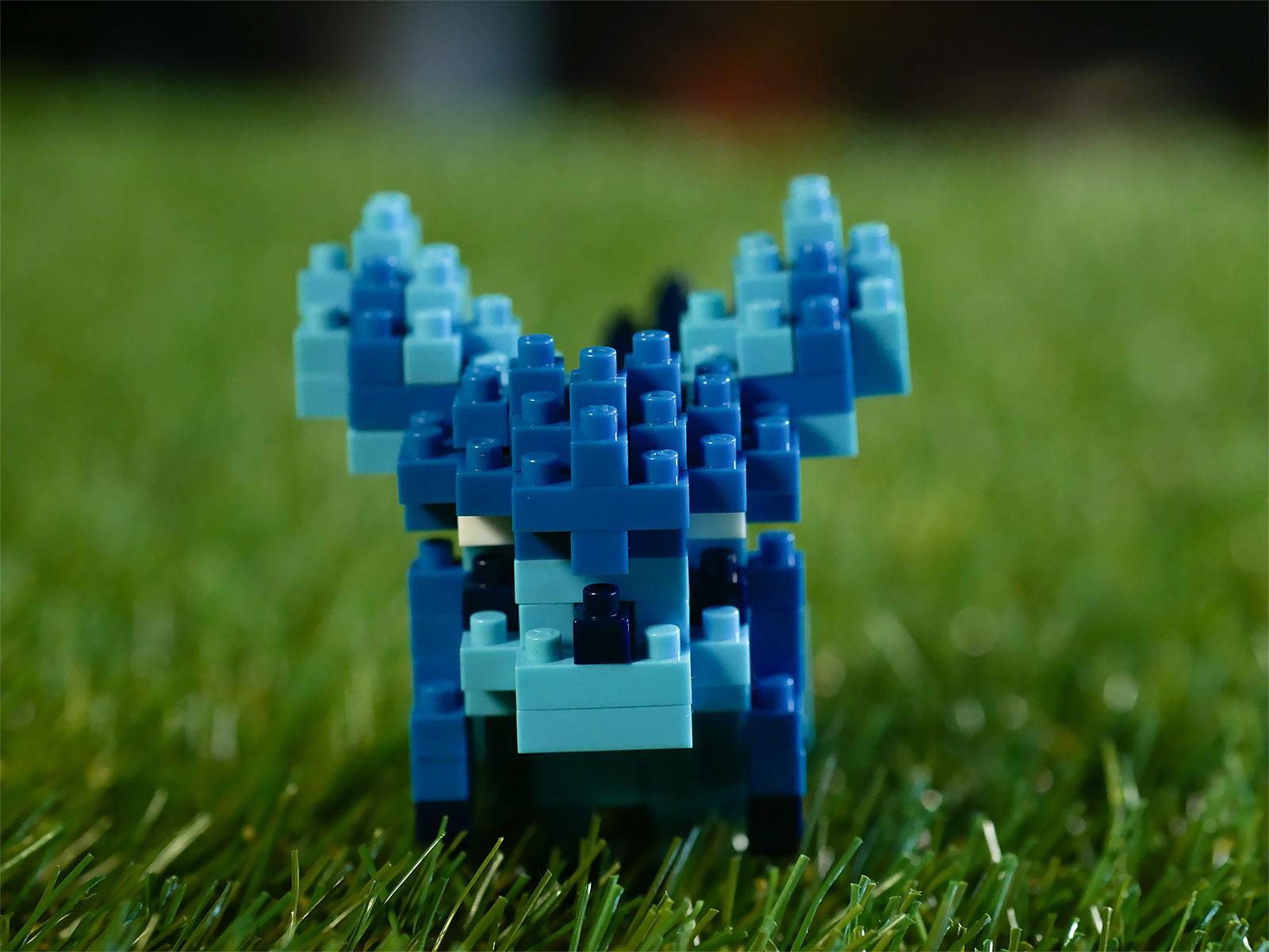 Pokemon - Glaziola nanoblock Mini Baustein Figur