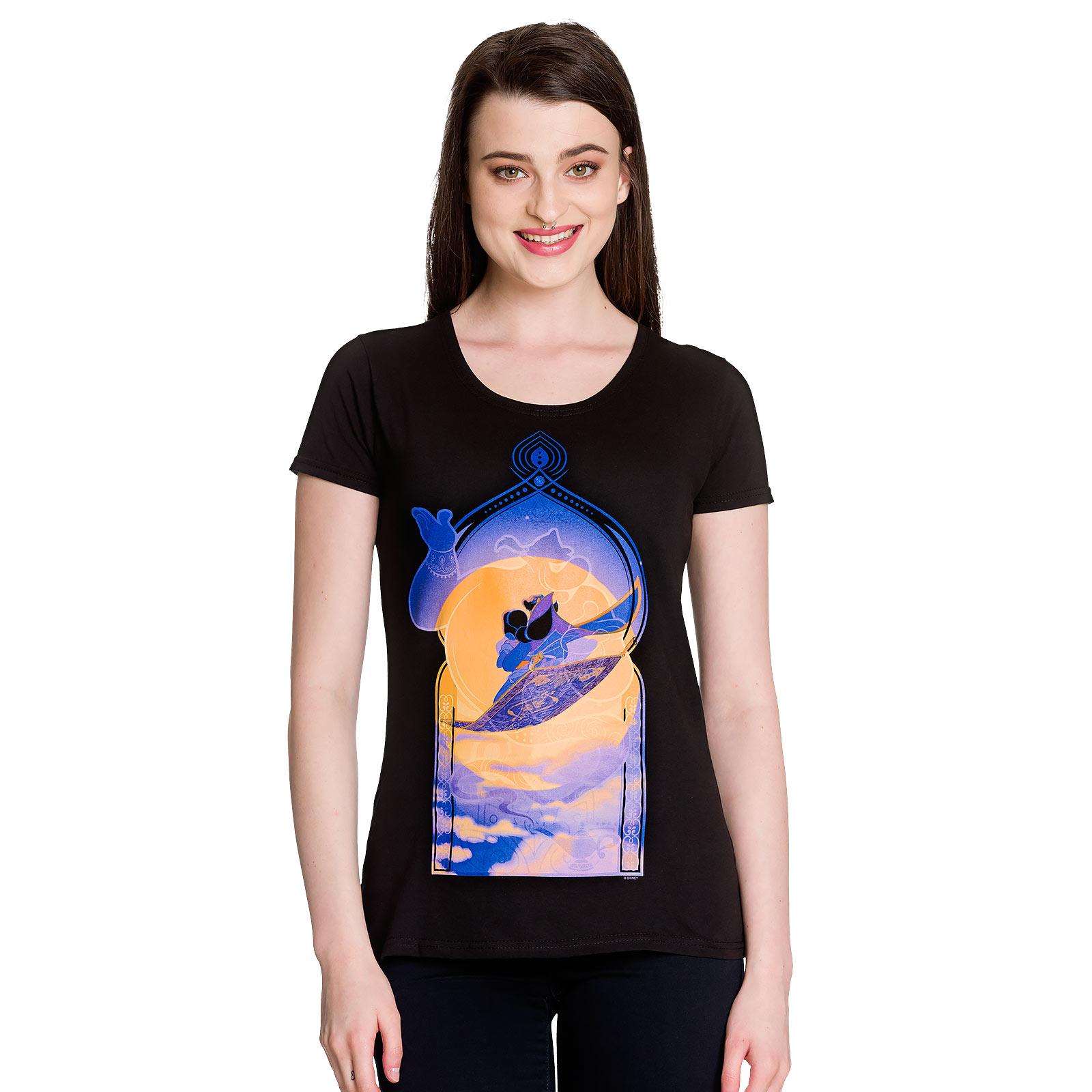 Aladdin - Carpet Ride T-Shirt Damen