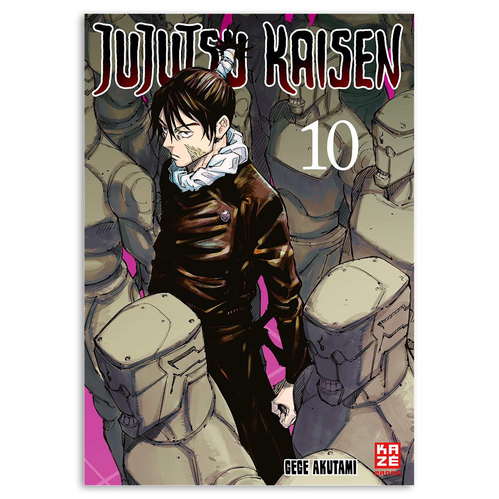 Jujutsu Kaisen - Band 10 Taschenbuch