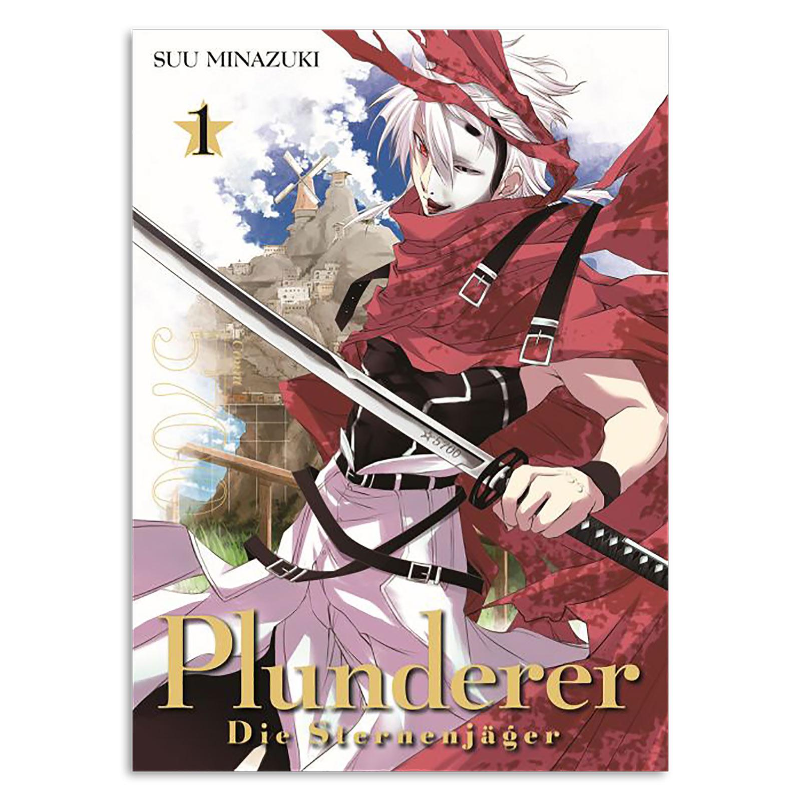 Plunderer - Die Sternenjäger Band 1 Taschenbuch
