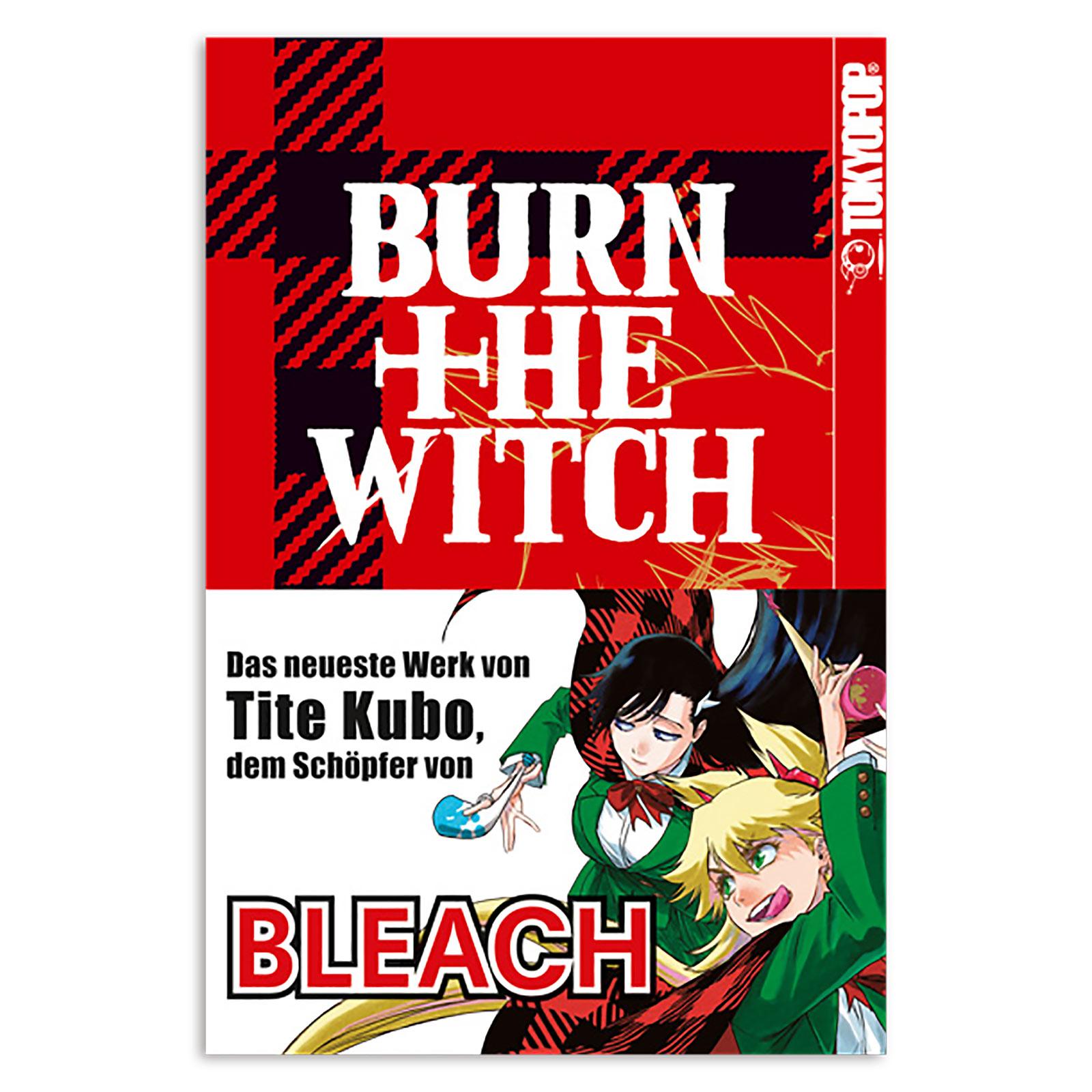 Burn the Witch - Band 1 Taschenbuch