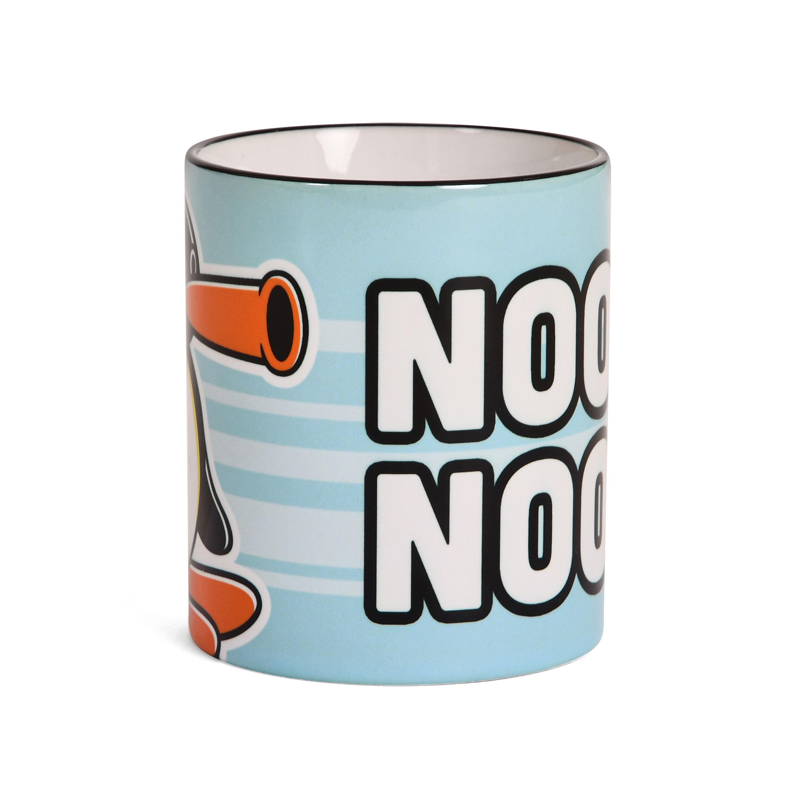 Noot Noot Tasse für Pingu Fans