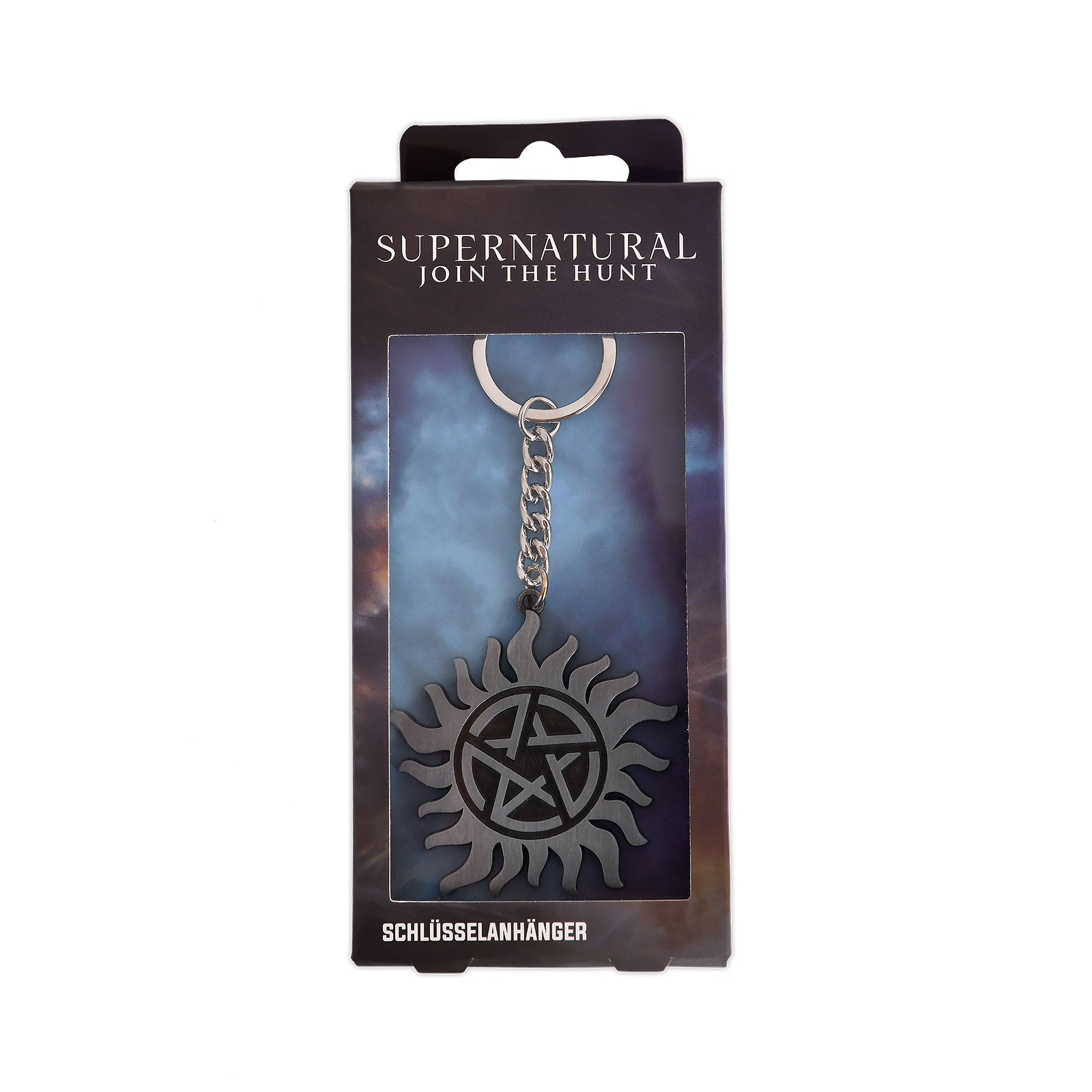 Supernatural - Anti Possession Schlüsselanhänger