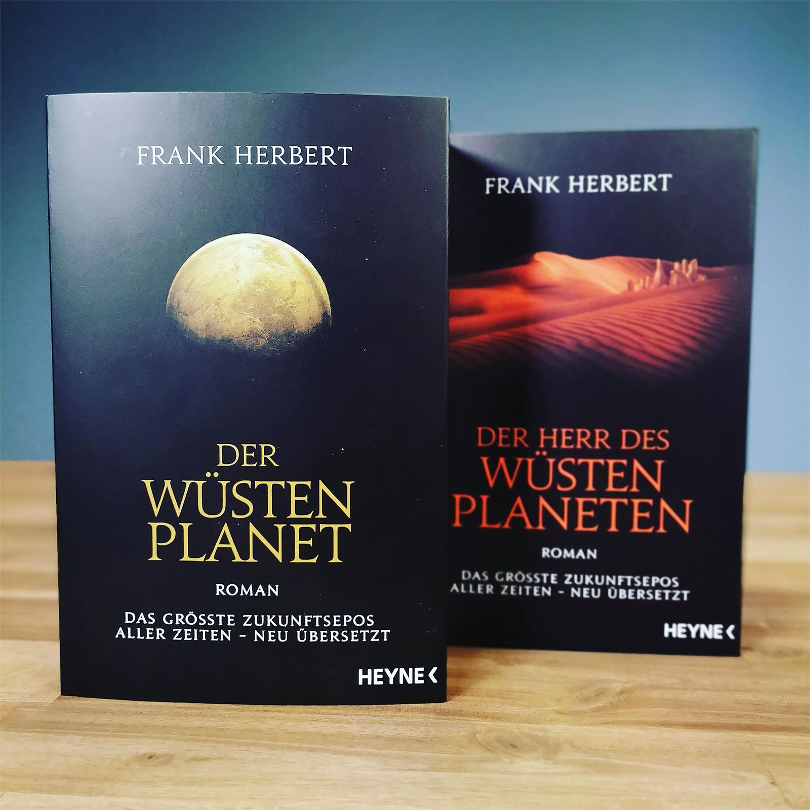 Der Herr des Wüstenplaneten - Roman