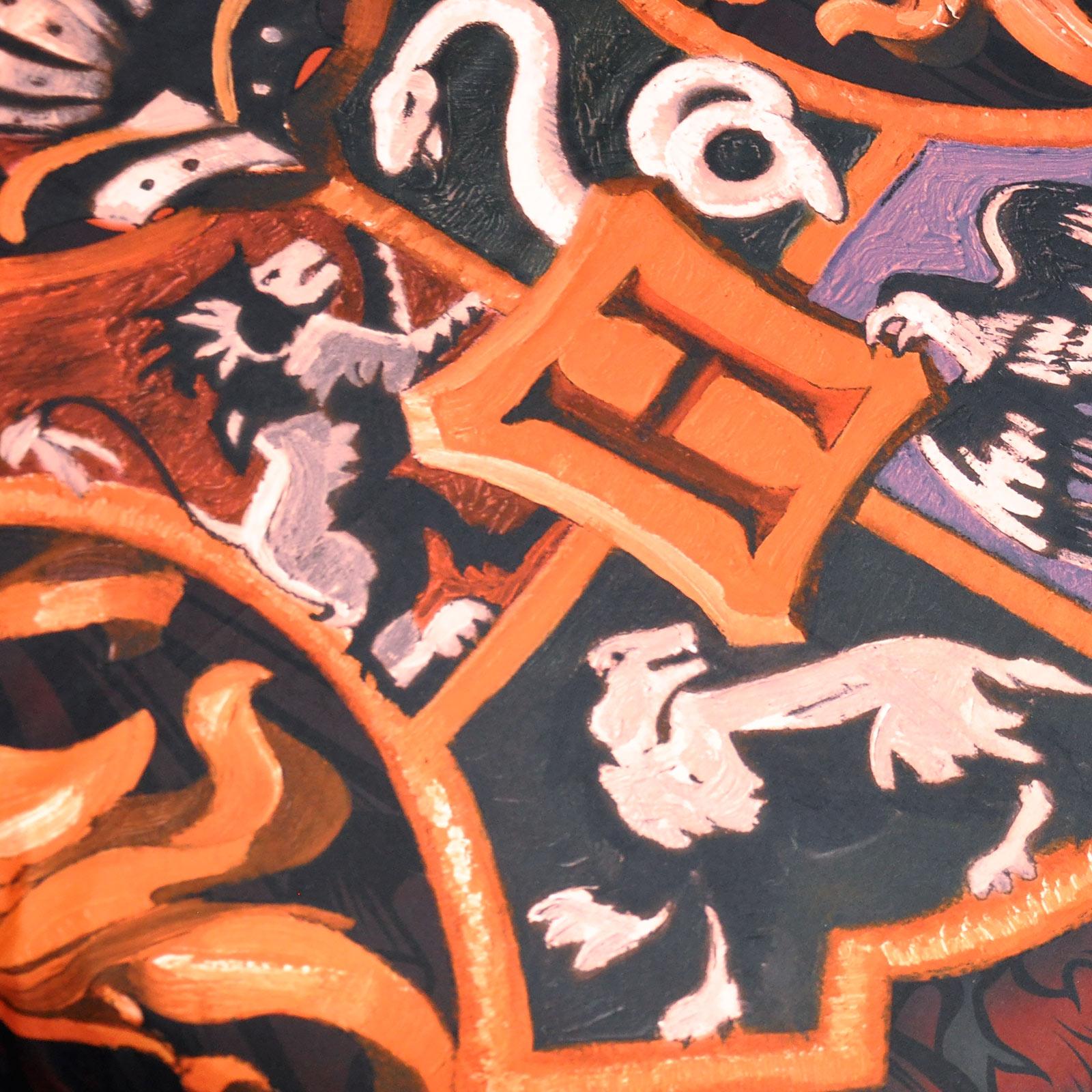 Harry Potter - Hogwarts Wappen Bettwäsche