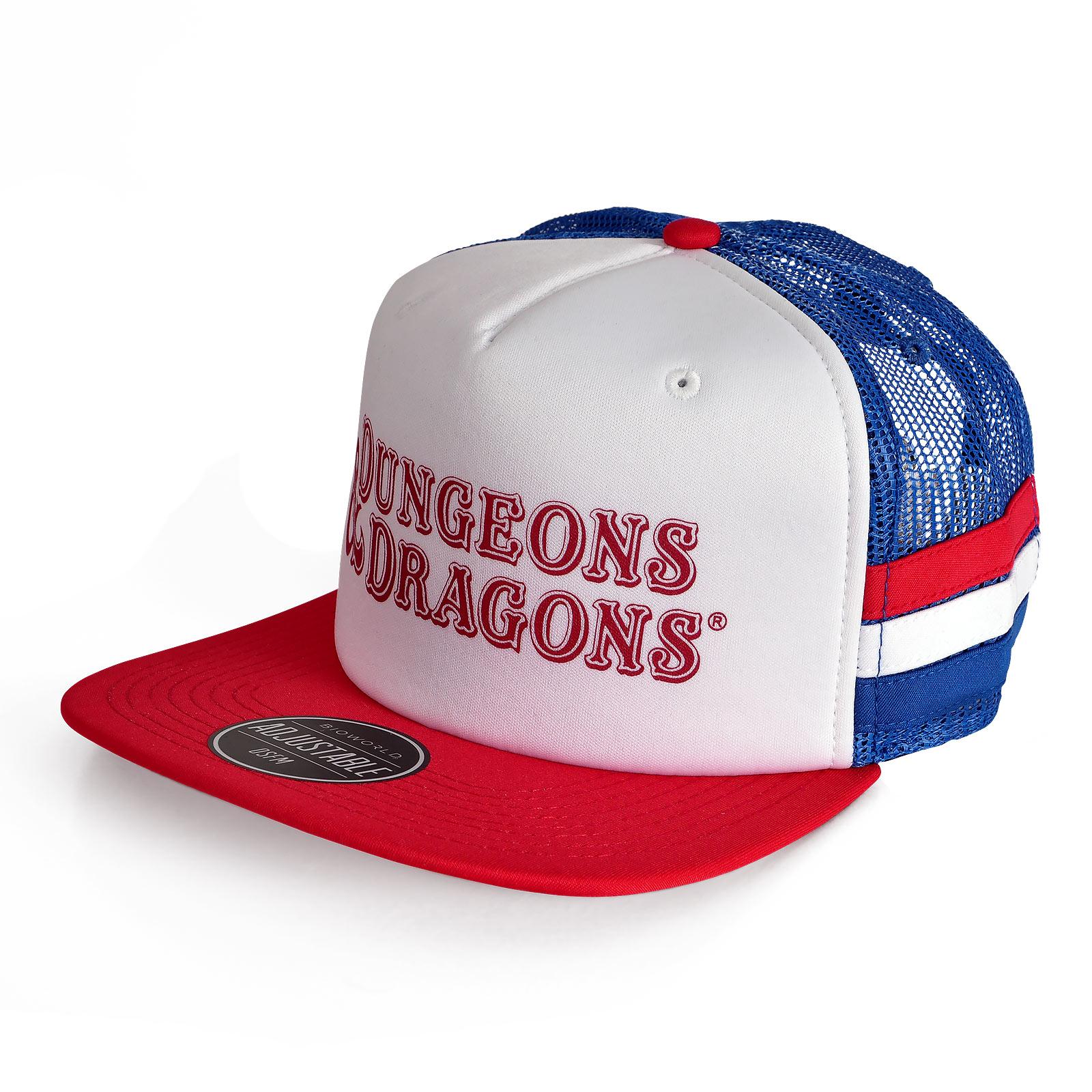 Dungeons & Dragons - Logo Snapback Cap