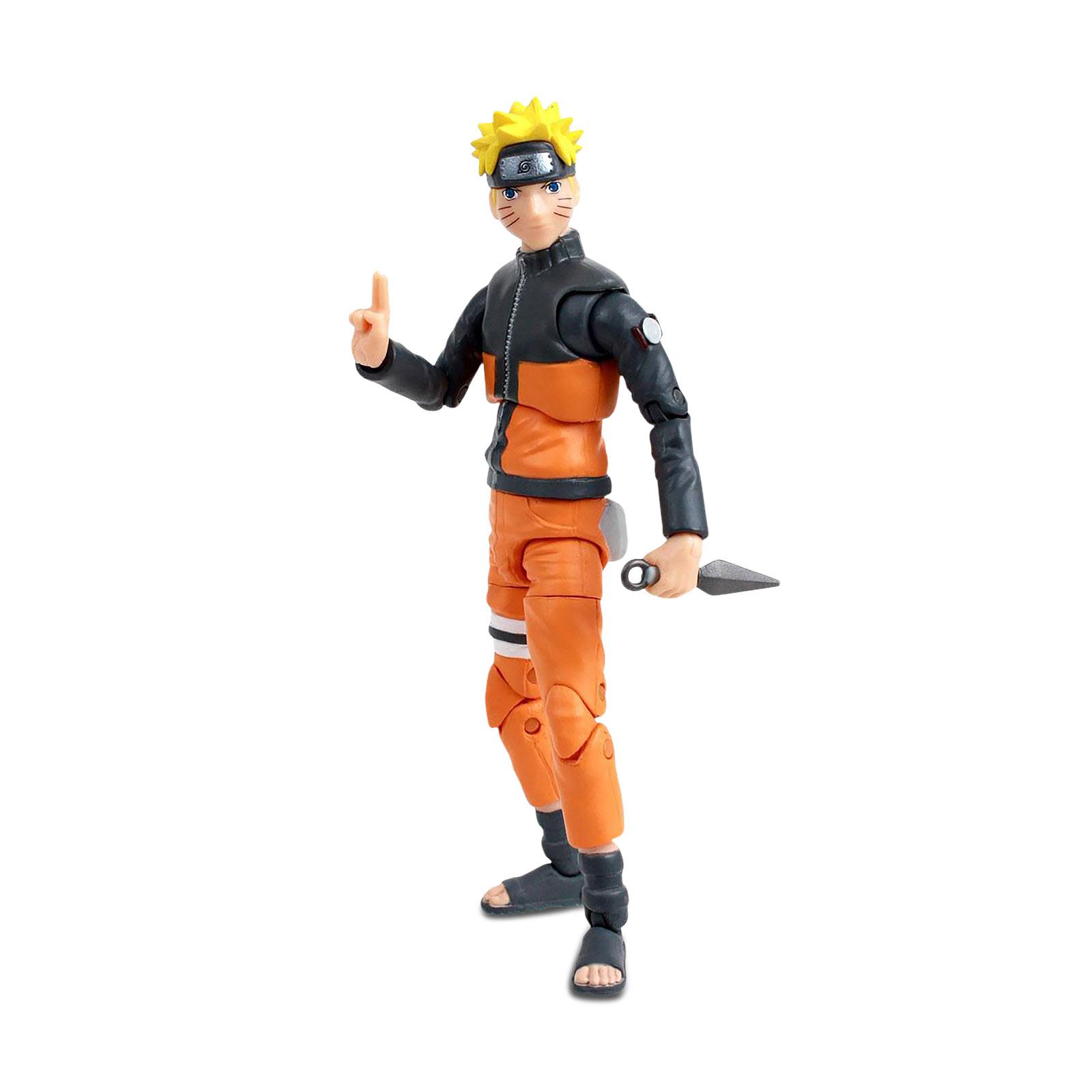 Naruto Uzumaki BST AXN Actionfigur 13 cm
