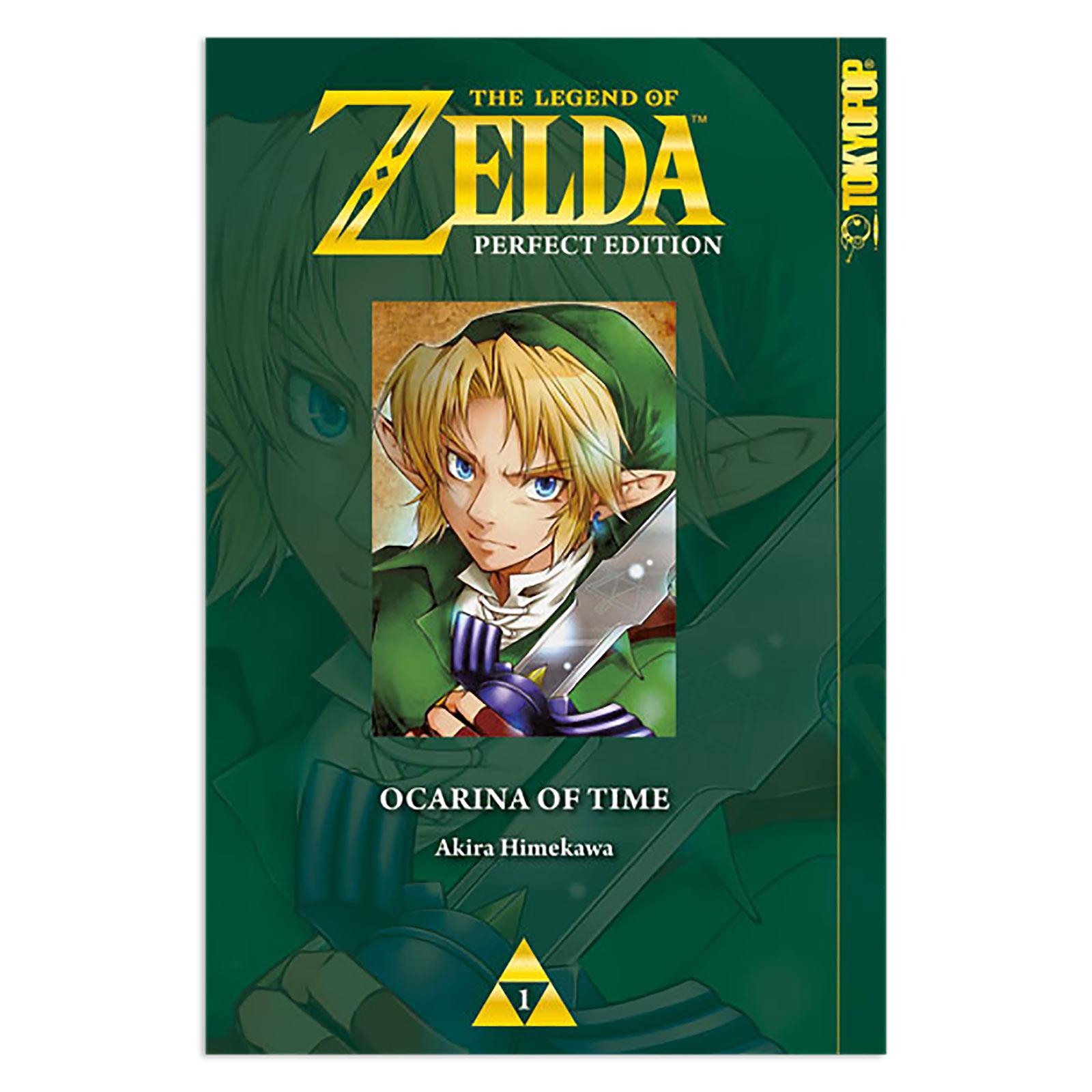 Zelda - Perfect Edition Band 1